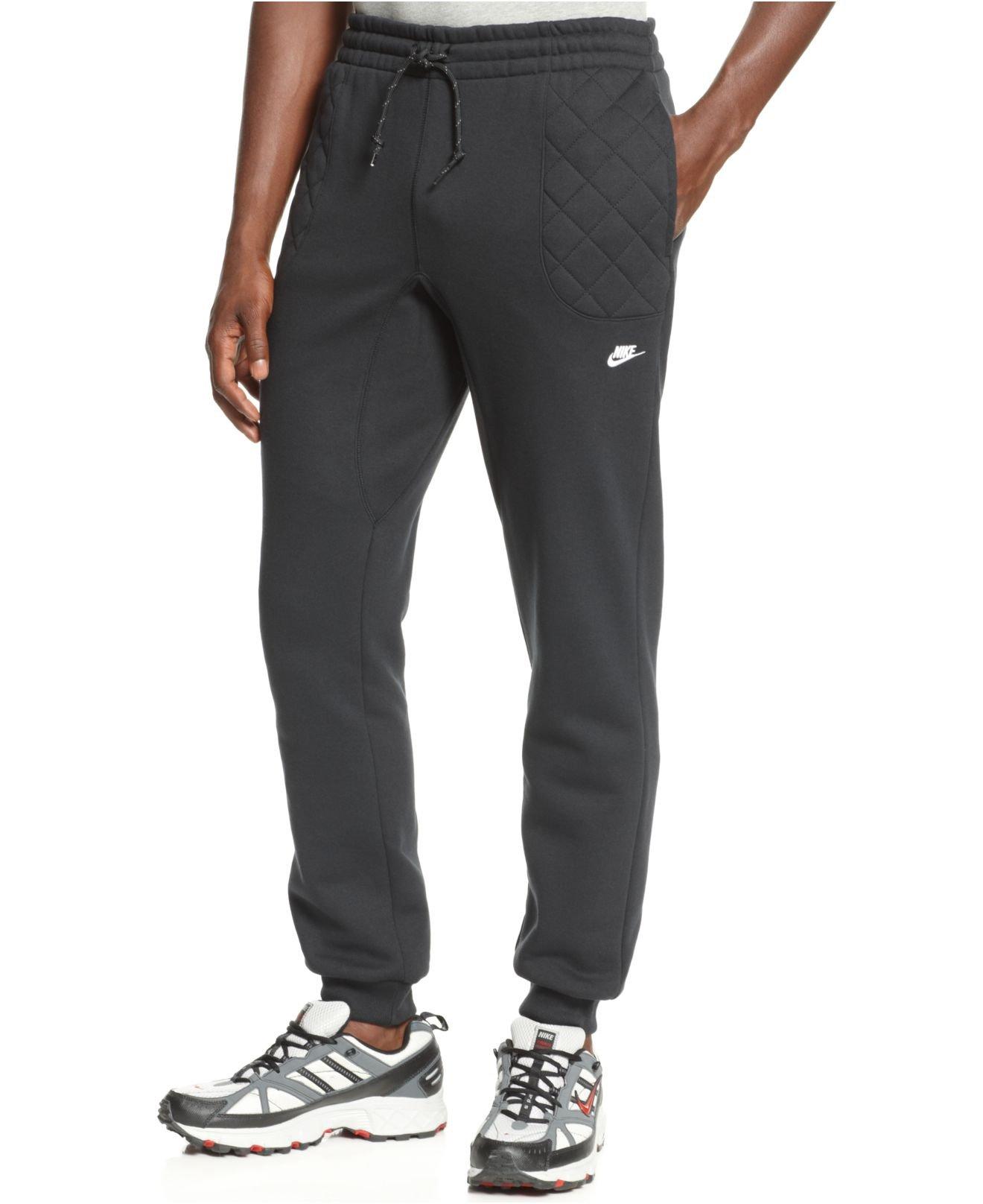 Perfect Pants Nike Joggers Grey Sweatpants Black Casual Shoes