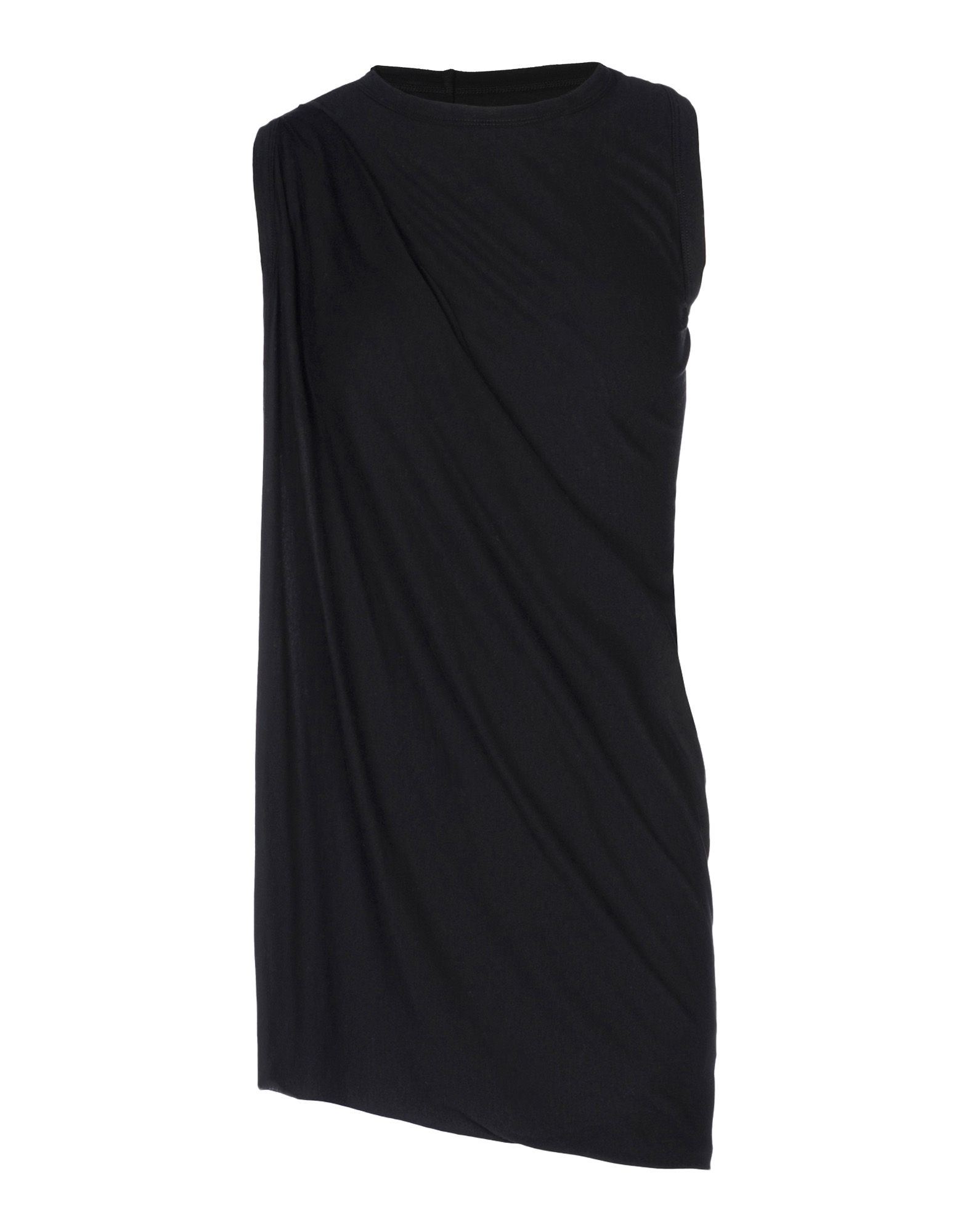 Rick Owens Lilies Sleeveless T Shirt In Black Lyst