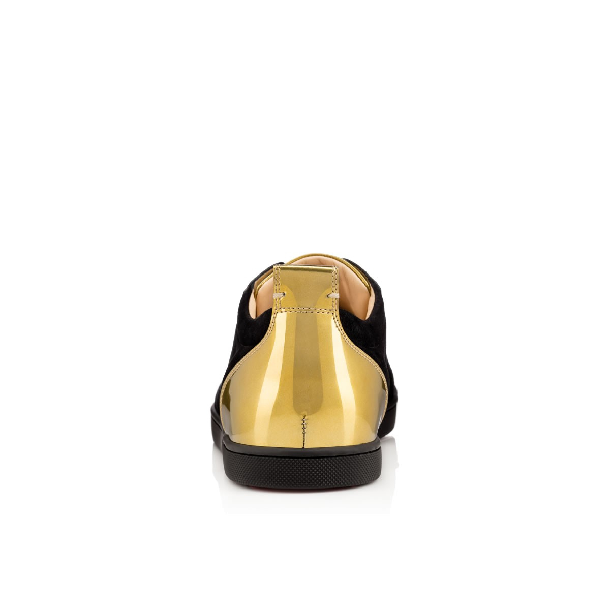 cheap mens christian louboutin loafers - Christian louboutin Gondolastrass Men\u0026#39;s Flat in Gold for Men | Lyst