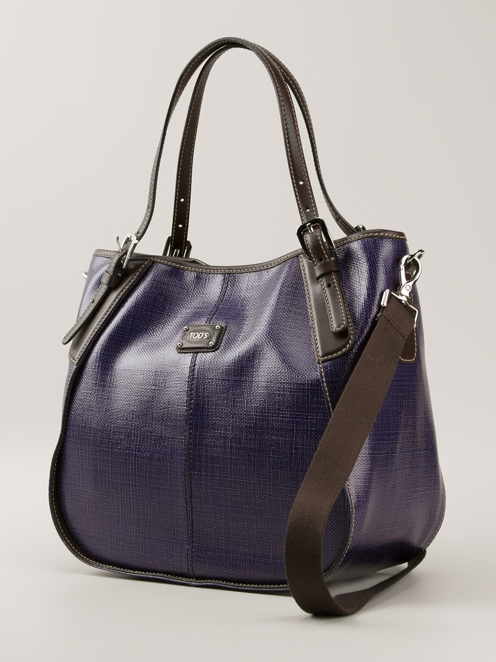 Tod's Tote Bag in Blue