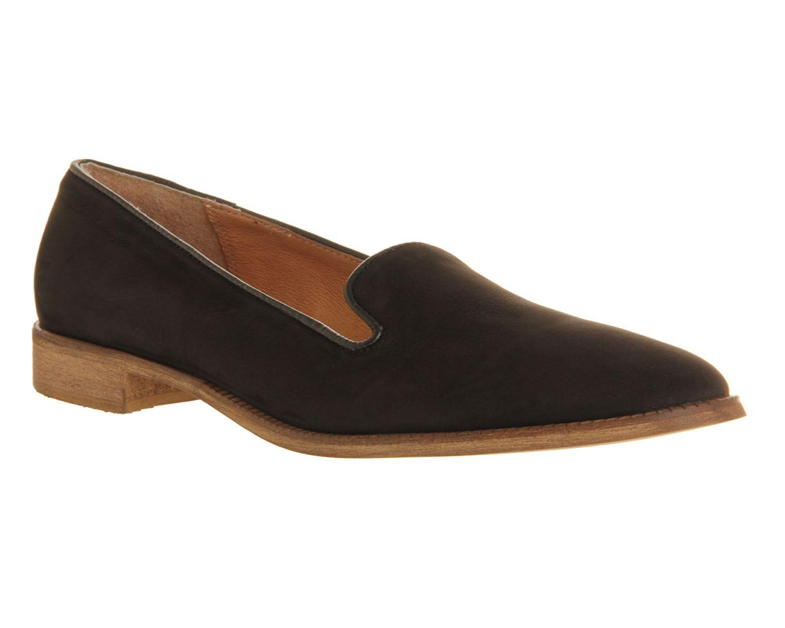 Office Verona Loafer Slip On Flat Loafers In Black Lyst