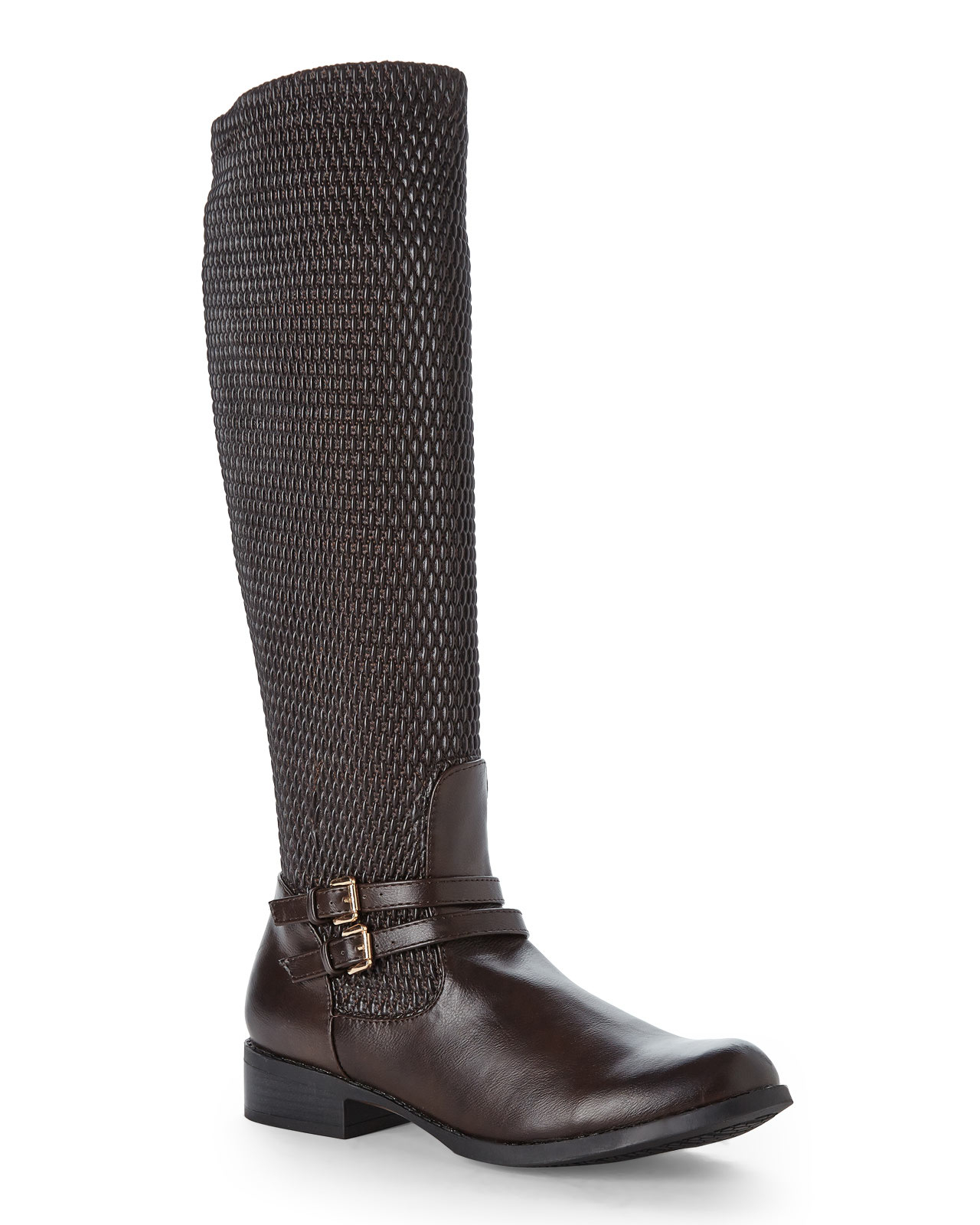 wanted brown coyote boots in brown lyst