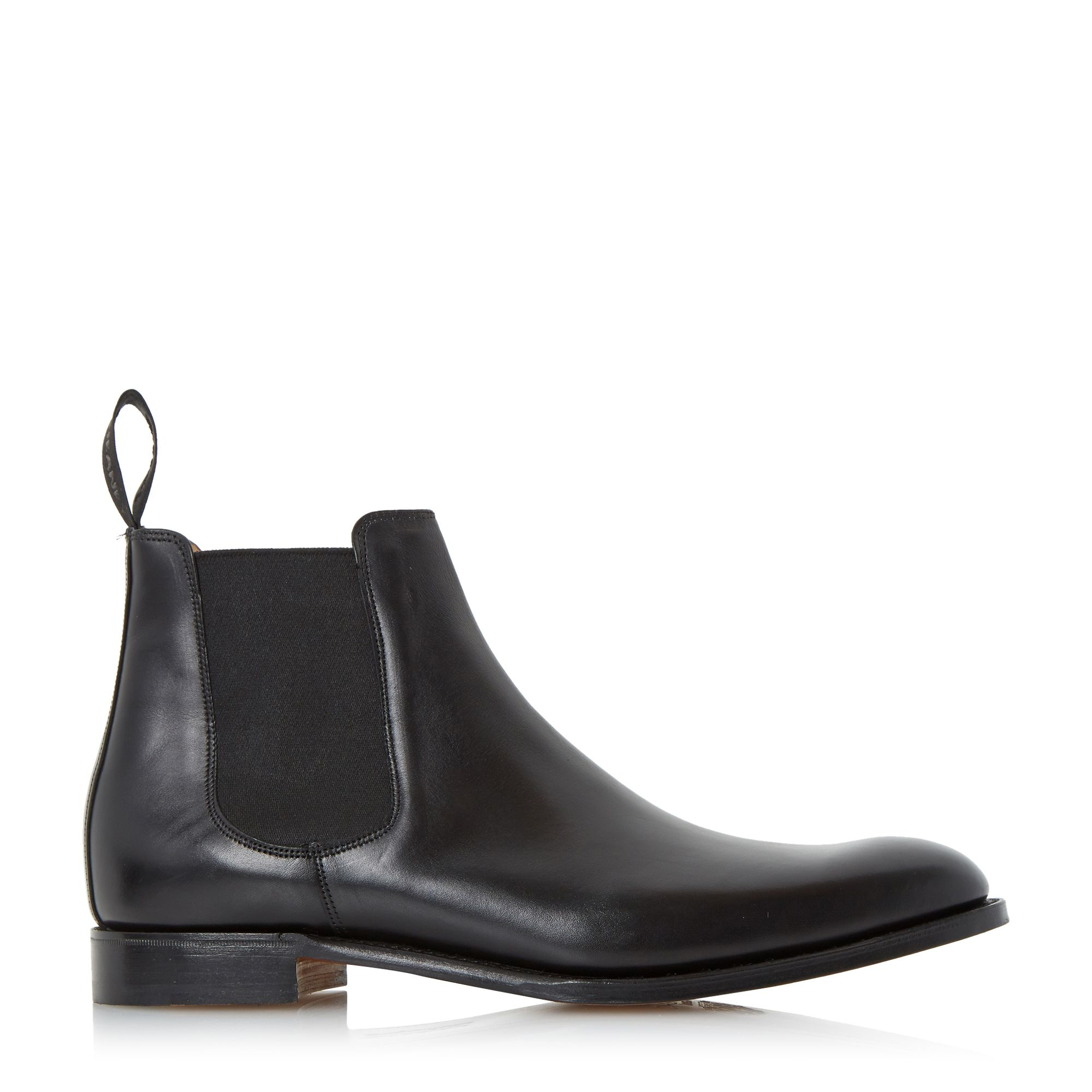 cheaney threadneedle chelsea boots in black for men lyst. Black Bedroom Furniture Sets. Home Design Ideas