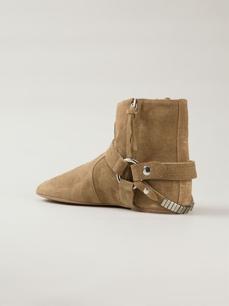 Isabel Marant 'Ralf' Boots in Brown