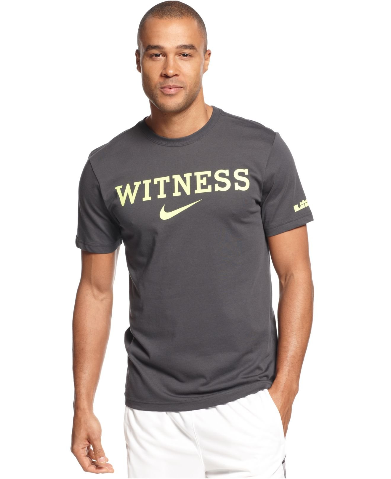 nike witness t shirt