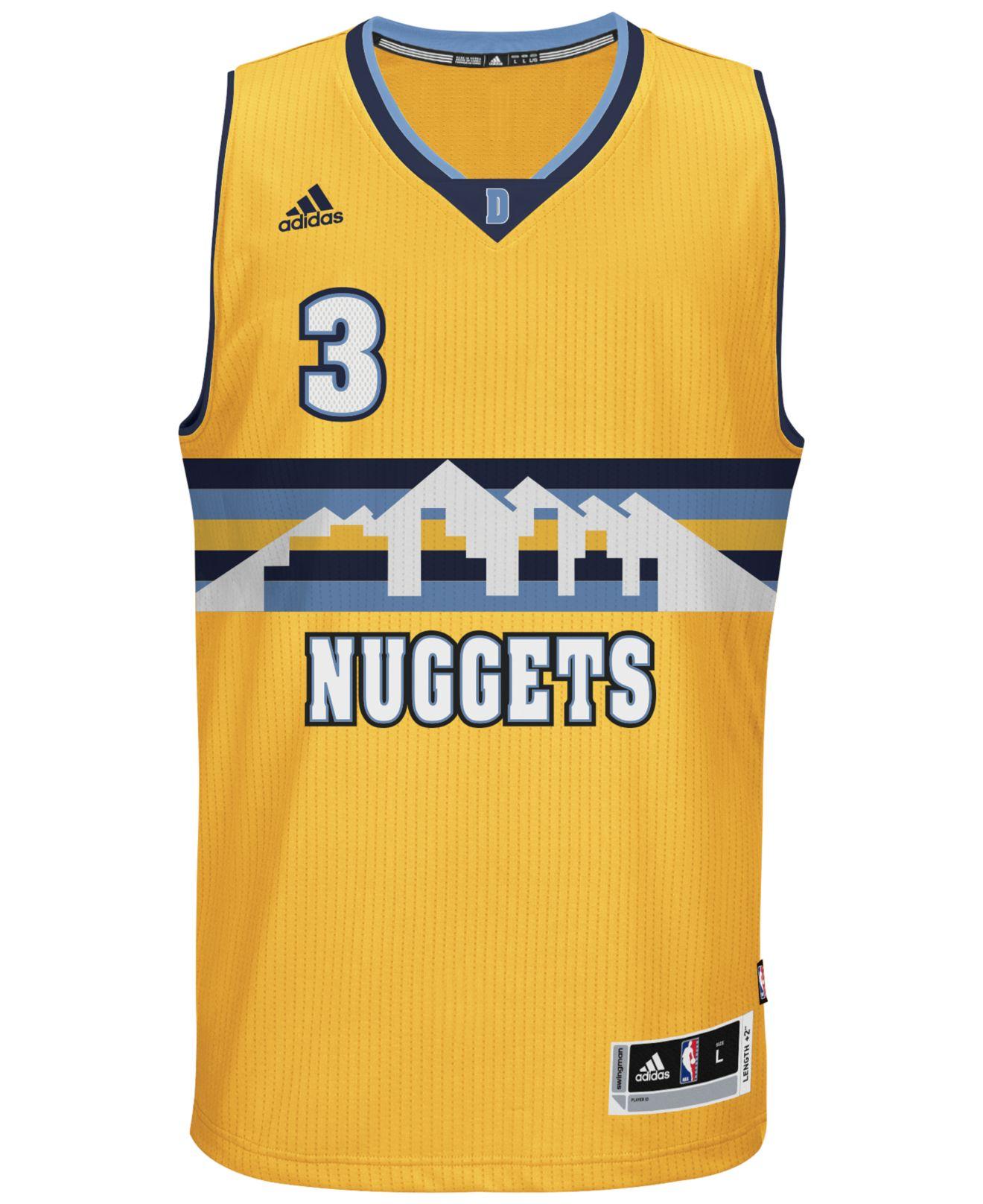 Denver Nuggets Jersey: Adidas Men's Ty Lawson Denver Nuggets Swingman