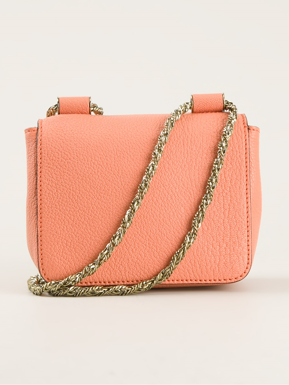 1c3499890af Chloe Elsie Shoulder Bag Pink