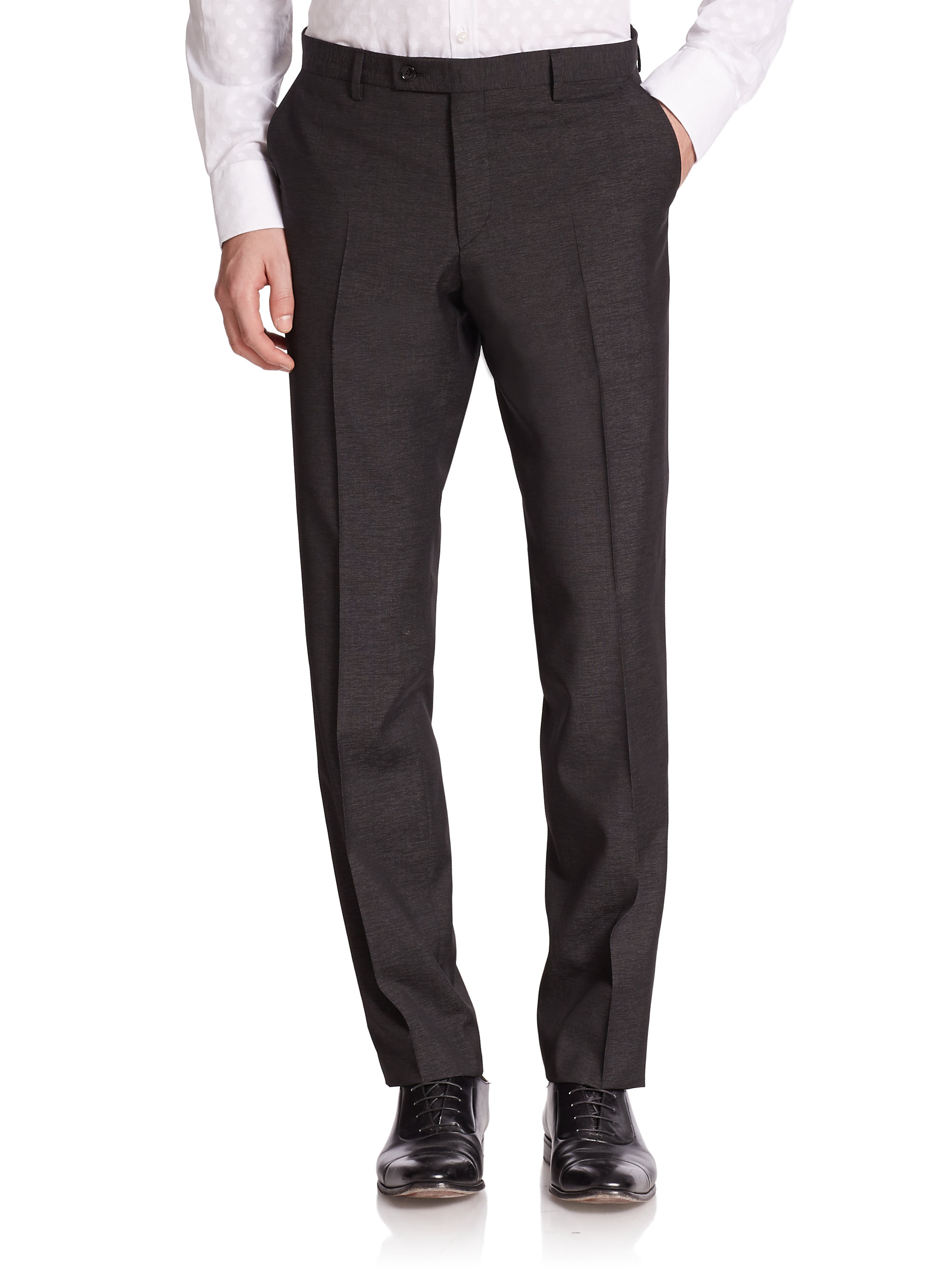 Free shipping on men's dress pants at manakamanamobilecenter.tk Shop flat-front & pleated pants in cotton, wool & more. Totally free shipping & returns.