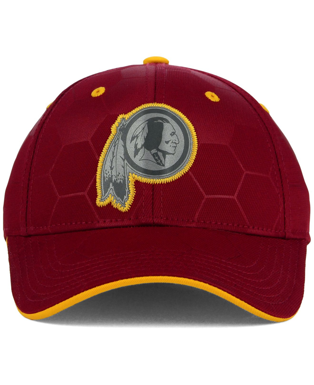 170aac43b9c Lyst - Outerstuff Kids  Washington Redskins Reflective Stretch-fit ...