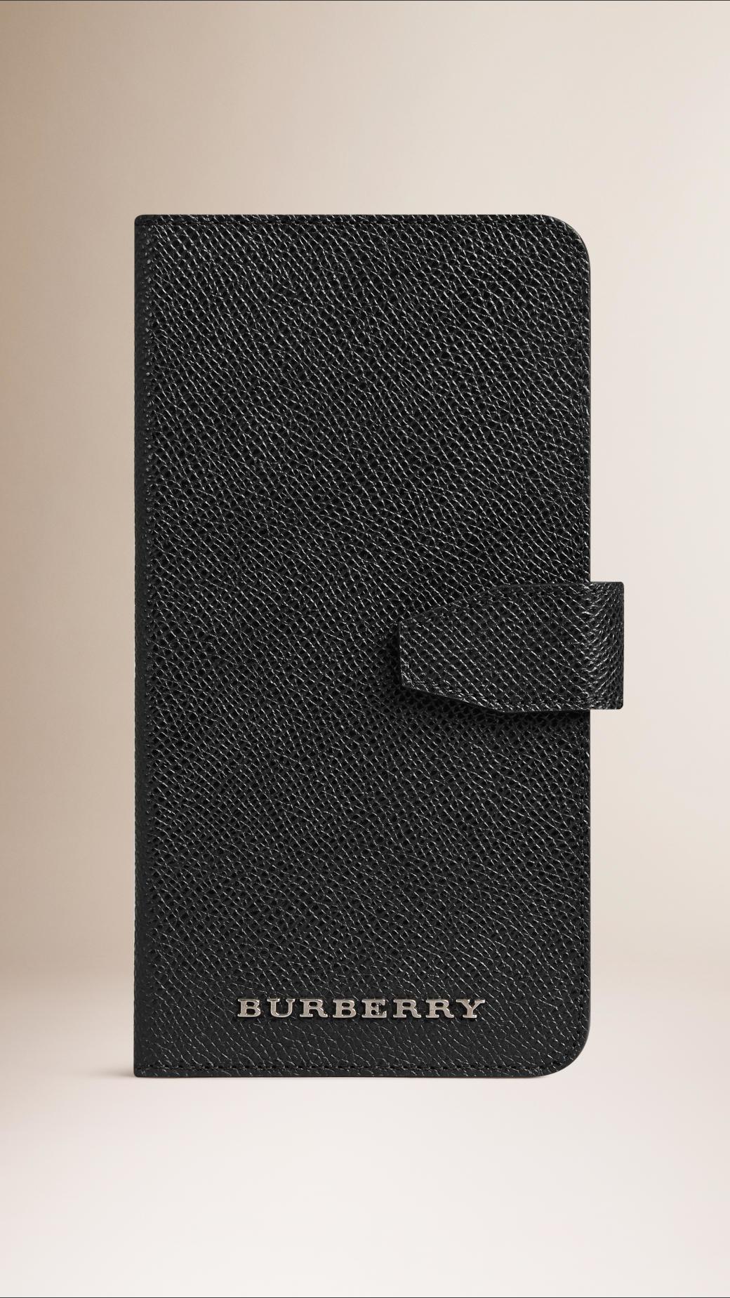 Burberry Iphone 6 Flip Case