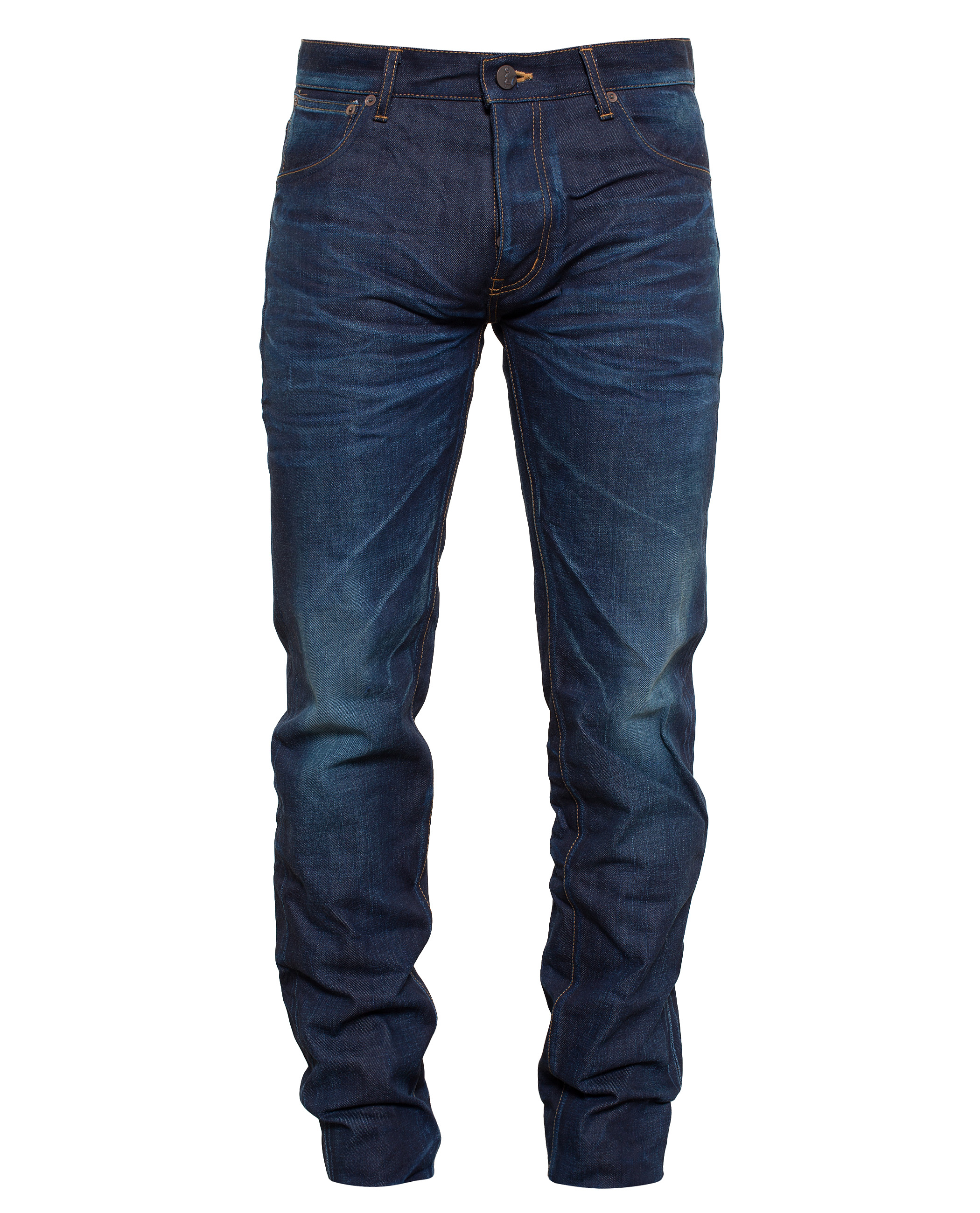 Snake and Dagger Denim Pacer Jeans in Natural  Indigo  Denim (Blue) for Men