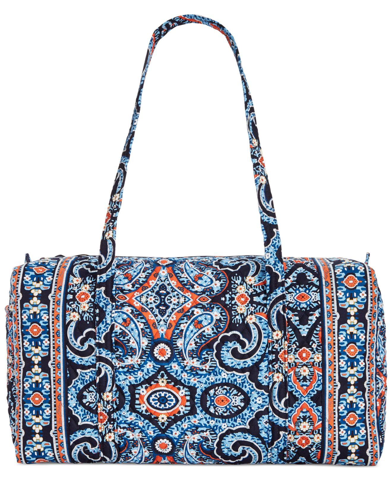 Gym Bag Vera Bradley: Vera Bradley Large Duffle Bag