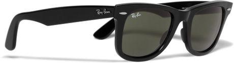 Ray-ban Original Wayfarer Sunglasses in Black for Men