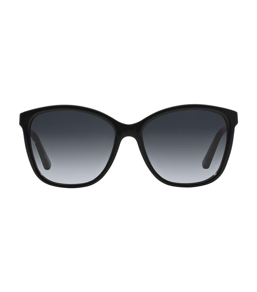 Black Frame Square Glasses : Dolce & gabbana Square Frame Sunglasses in Black Lyst
