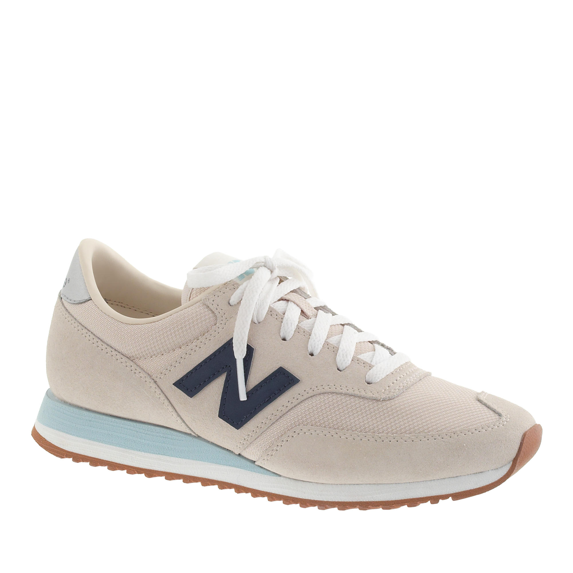 ... canada lyst j.crew womens new balance 620 sneakers in natural 2368f  2399c 9a81184b3