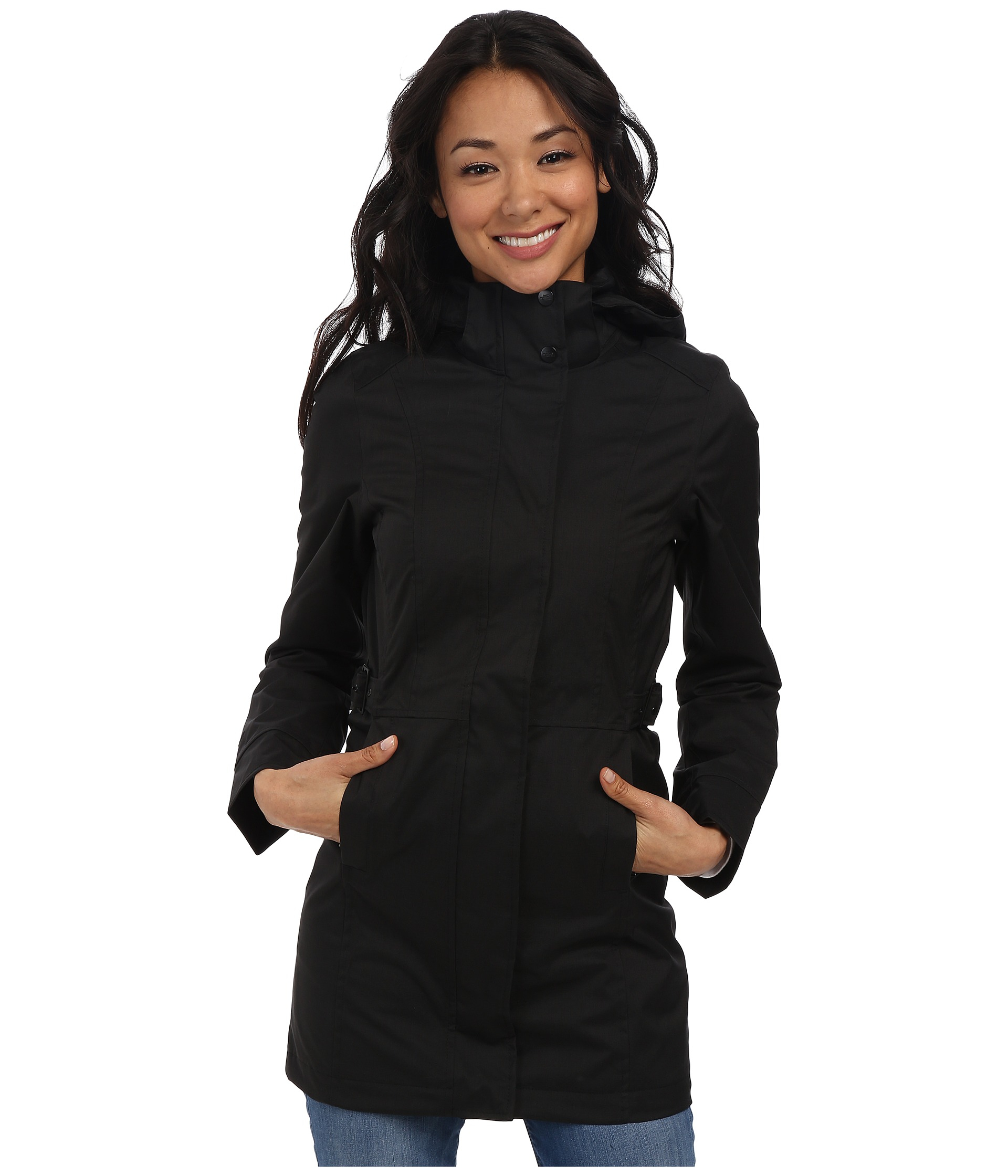 5d798b1b2 Women's Black Laney Trench