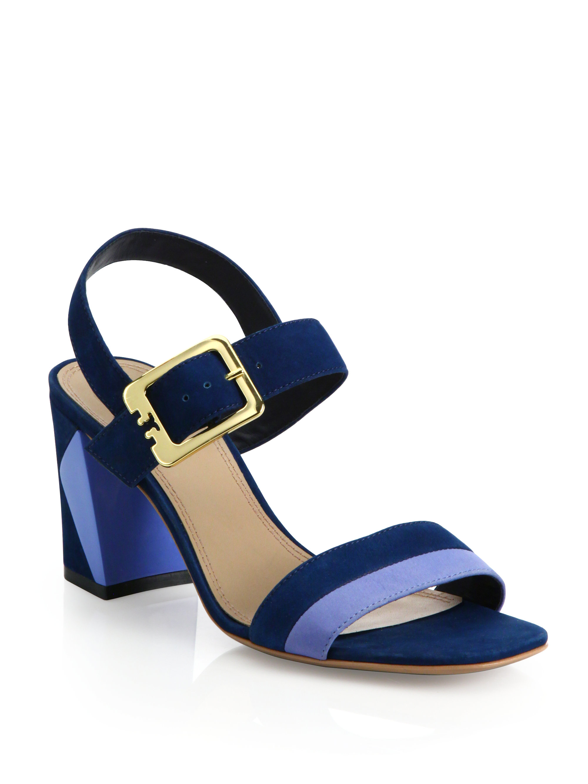 Tory Burch Leather Palermo Sandal in