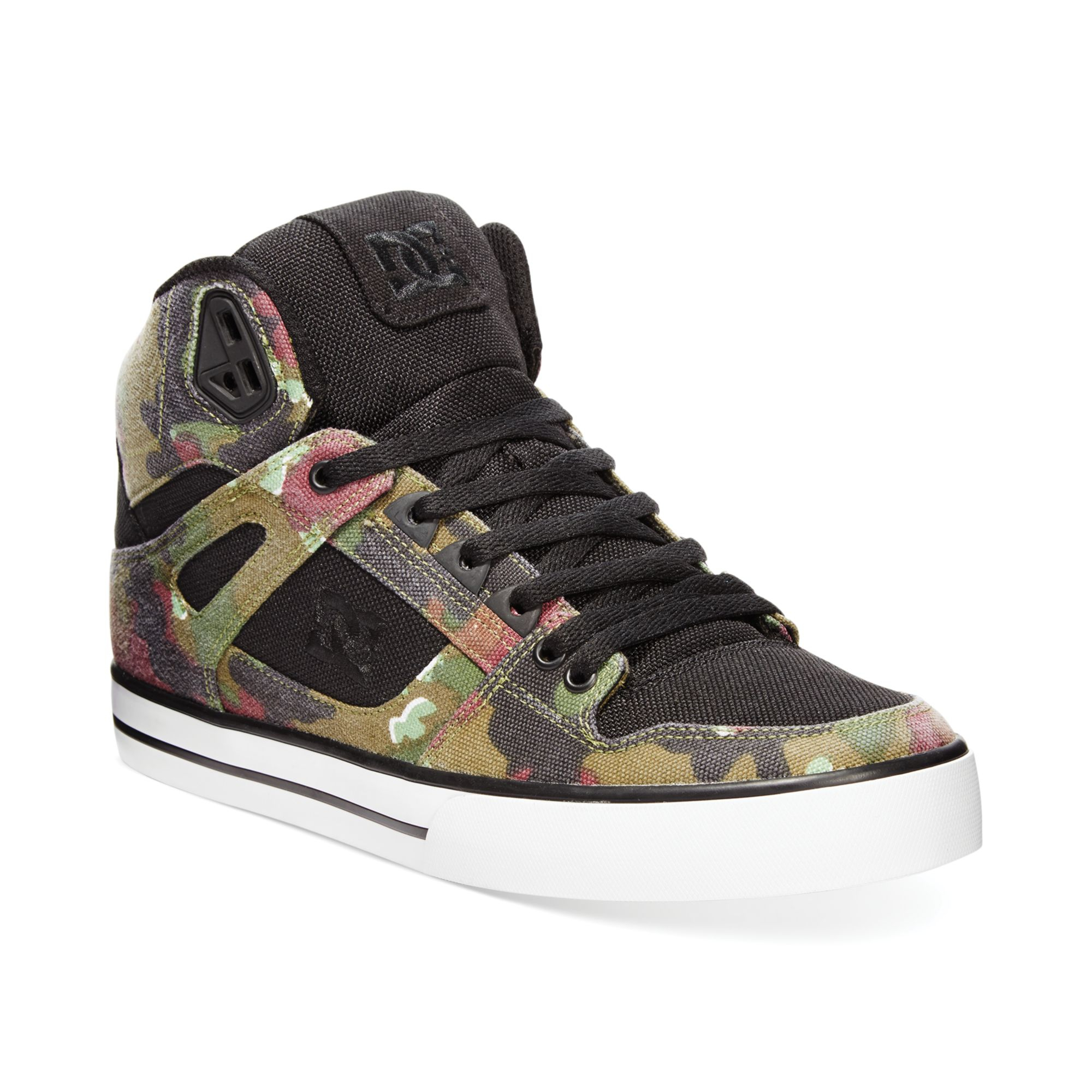 Dc Shoes High Wc Sp Sneakers For Men Lyst