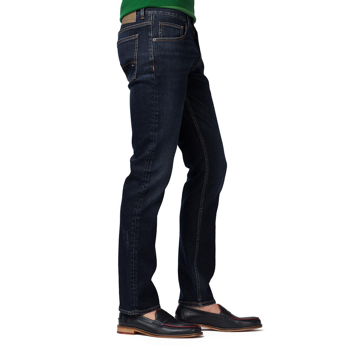 24f4b4245 Tommy Hilfiger Bleecker Slim Fit Jeans in Blue for Men - Lyst