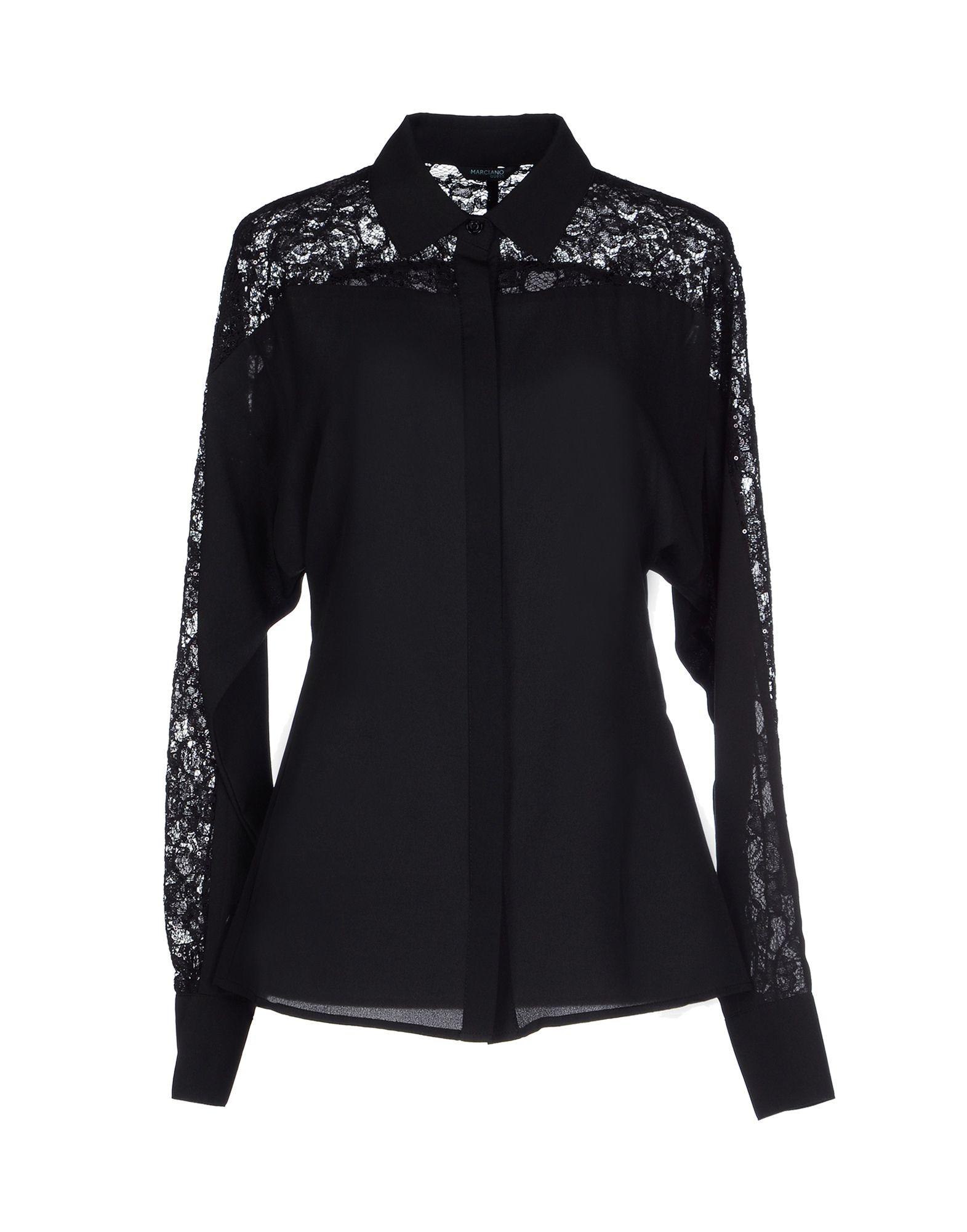 Guess Shirt in Black | Lyst