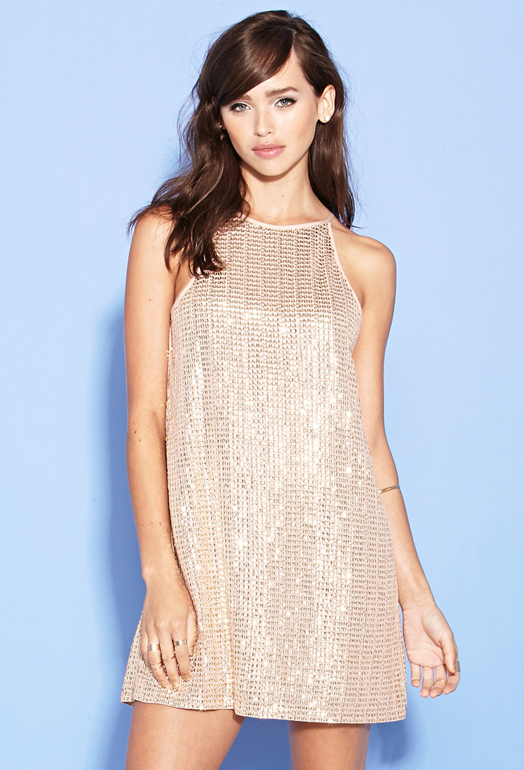 e8caef21 Gold Sparkly Dress Forever 21 - Dress Foto and Picture