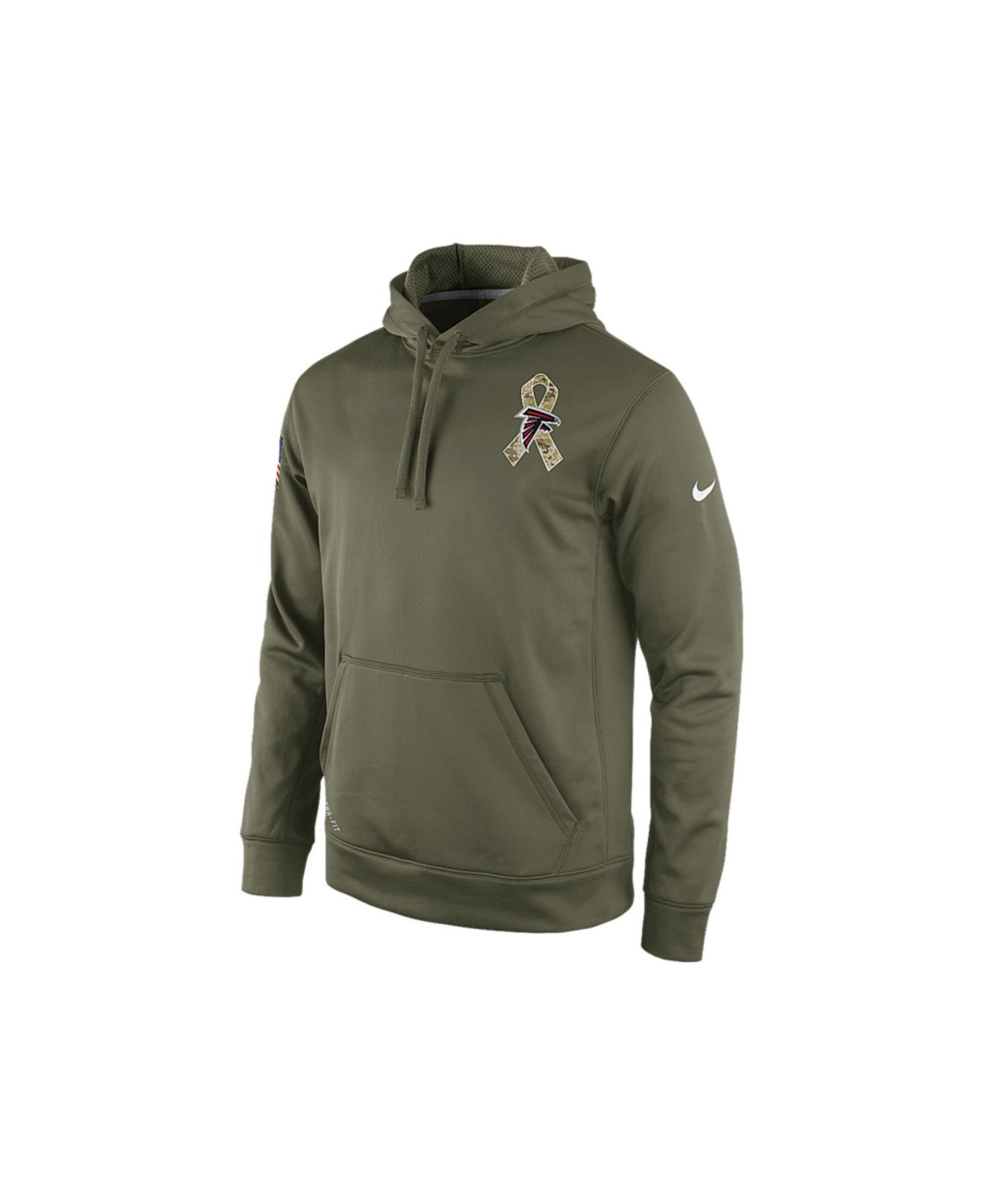 new product 8a1e9 496d1 salute the troops nfl hoodie