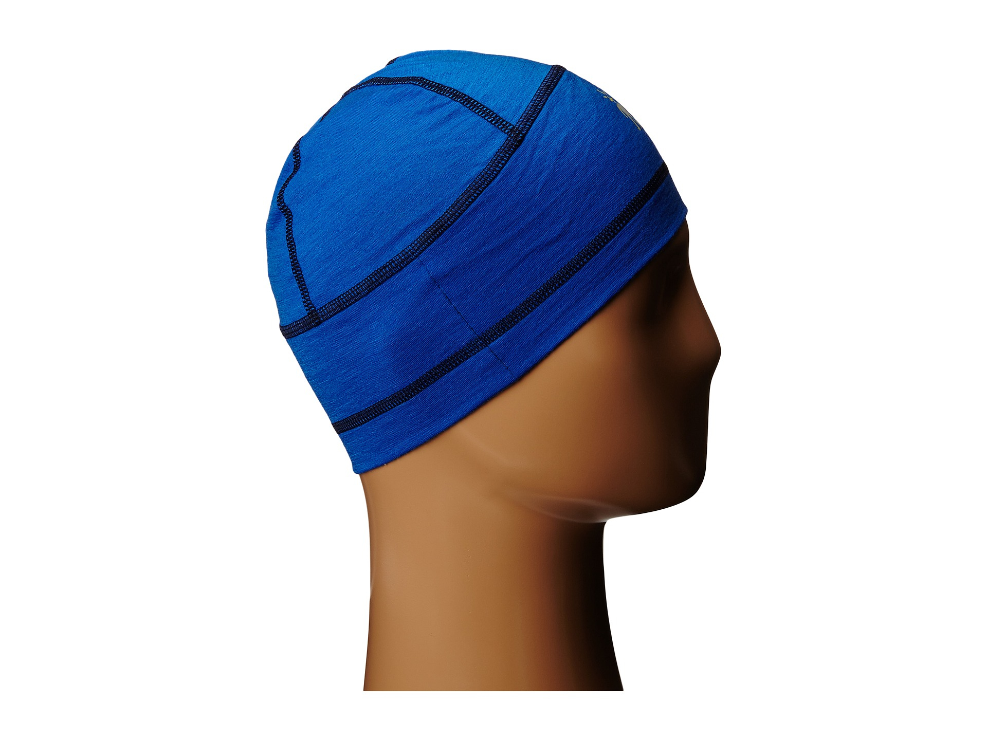 e75244c79f5 ... info for Lyst - Smartwool Phd Training Beanie in Blue 0d497 5ebca ...