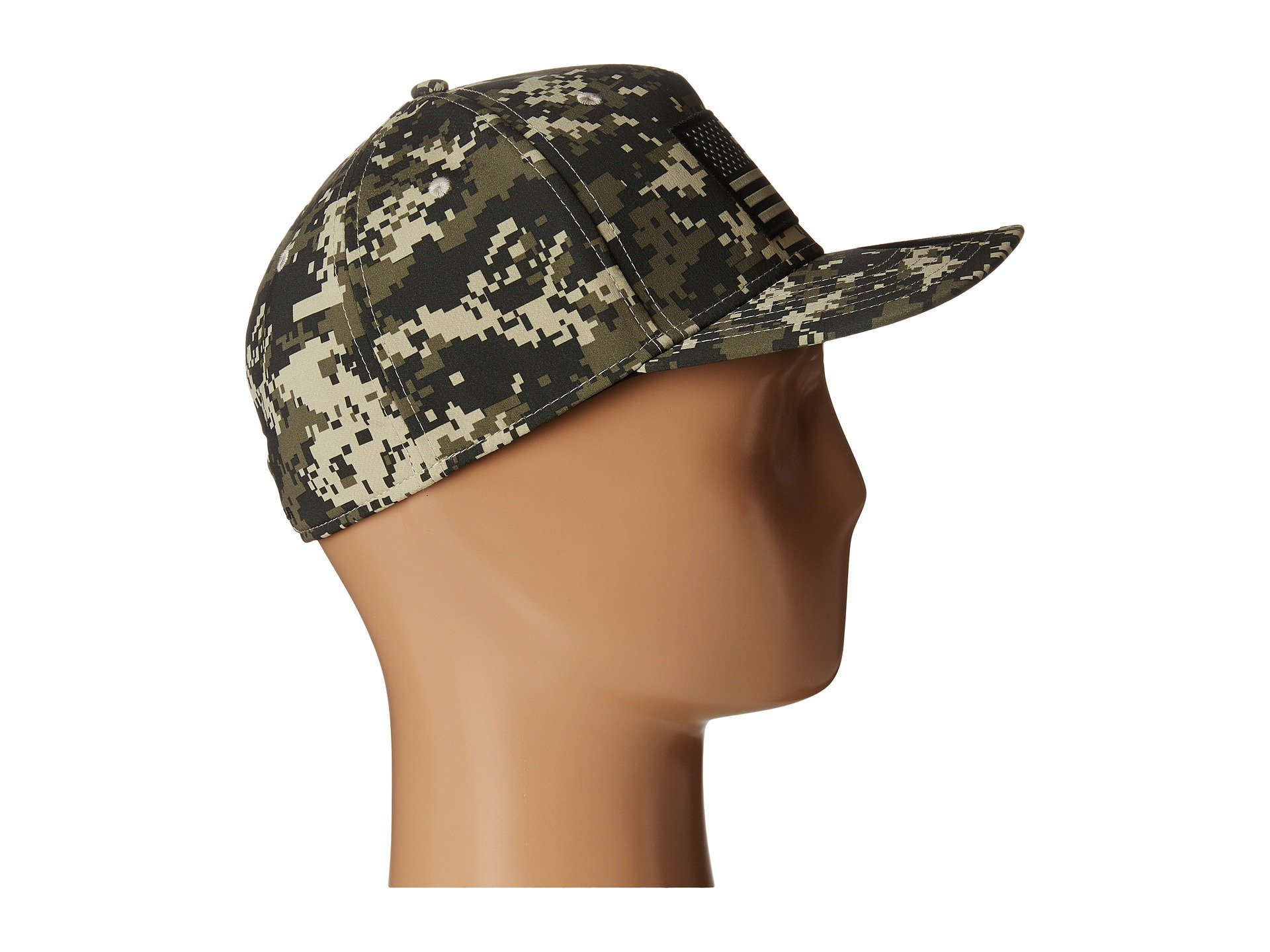 556a5487855 Lyst - Under Armour Ua Alter Ego Camo Flag Cap in Green for Men