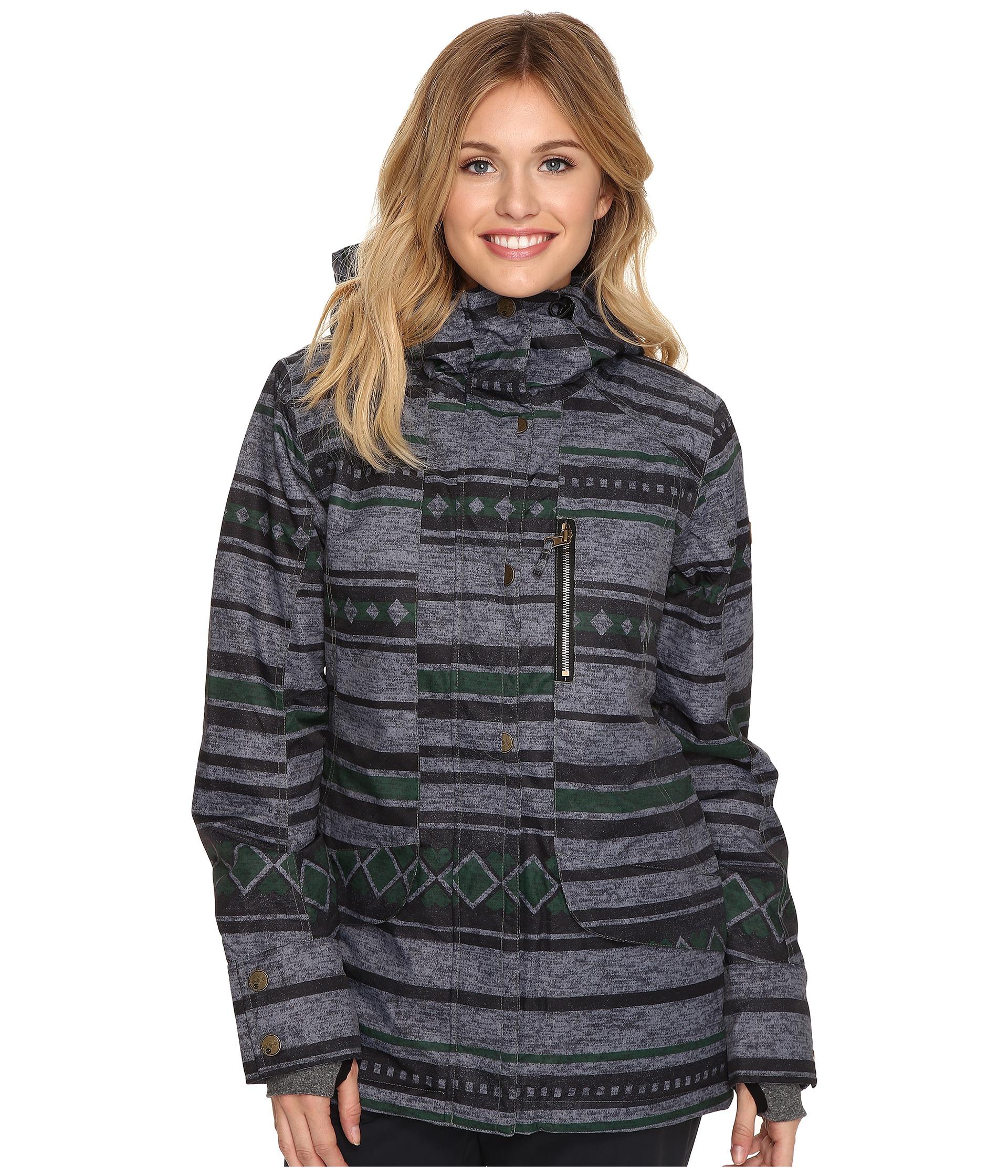 8968cb8f3be Women's Black Andie Snow Jacket