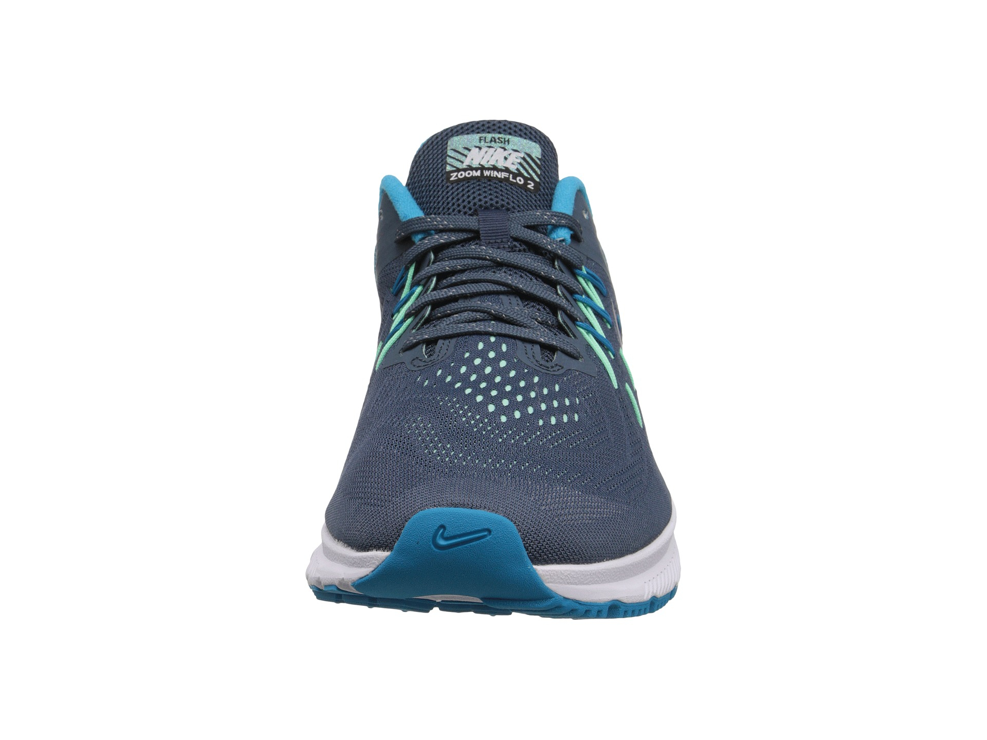 new concept 9b165 11d0c Nike Zoom Winflo 2 Flash in Blue for Men - Lyst