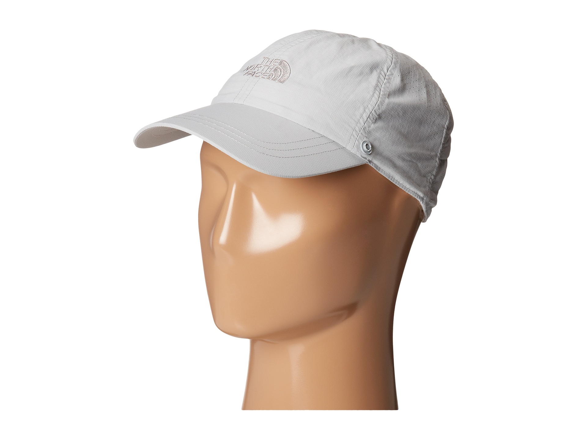 Face Shield Sun Protection >> The North Face Sun Shield Ball Cap in Gray - Lyst