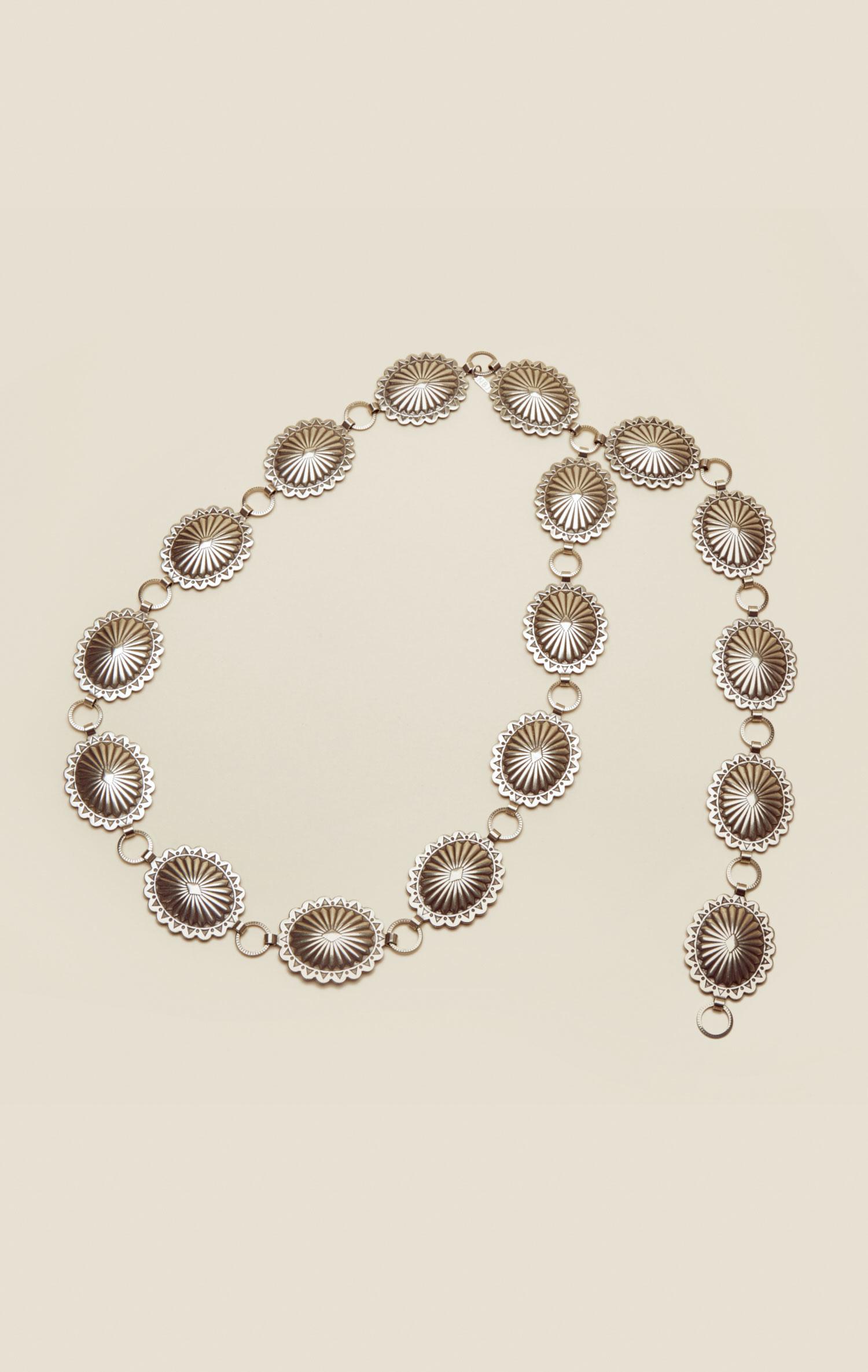 natalie b jewelry le concho belt in gold antqsilv lyst