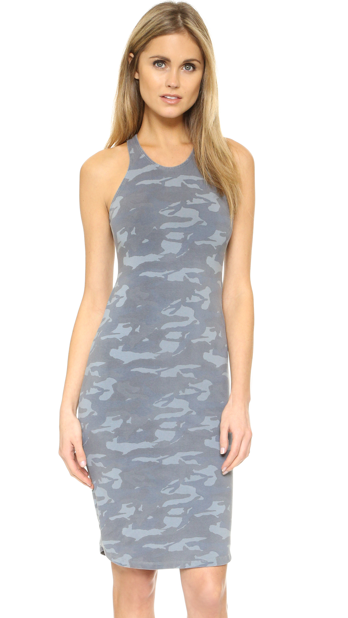 Luxury Camo Party Dress Illustration - Womens Dresses & Gowns ...