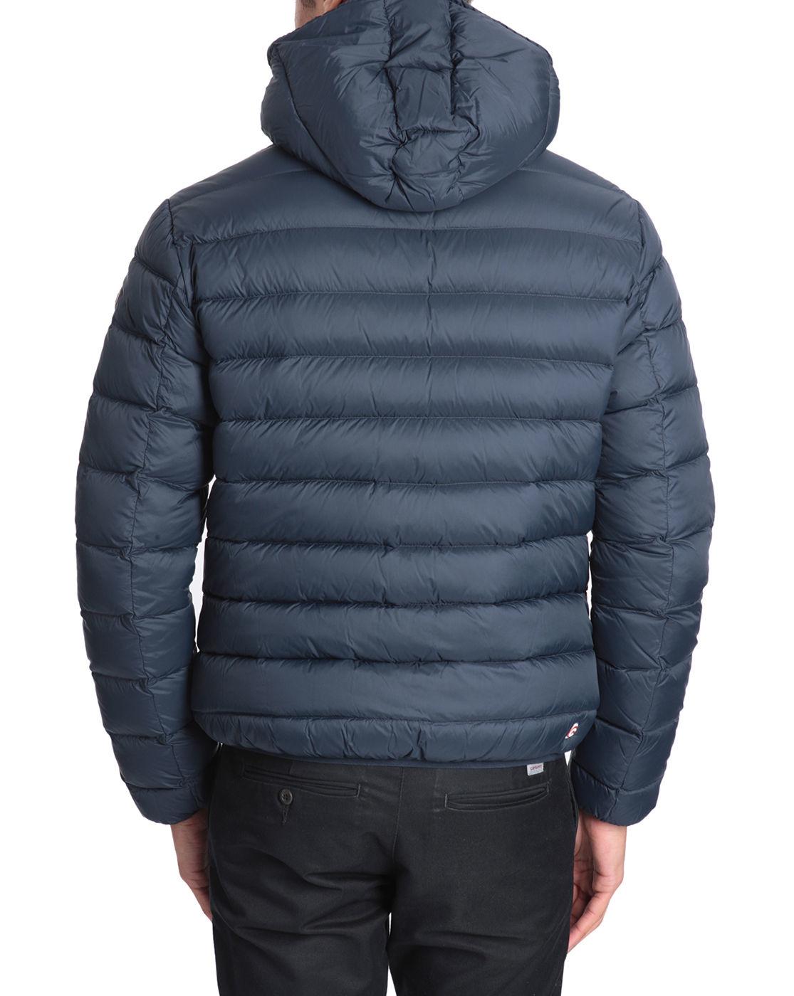 colmar 1249 navy plume down jacket in blue for men lyst. Black Bedroom Furniture Sets. Home Design Ideas