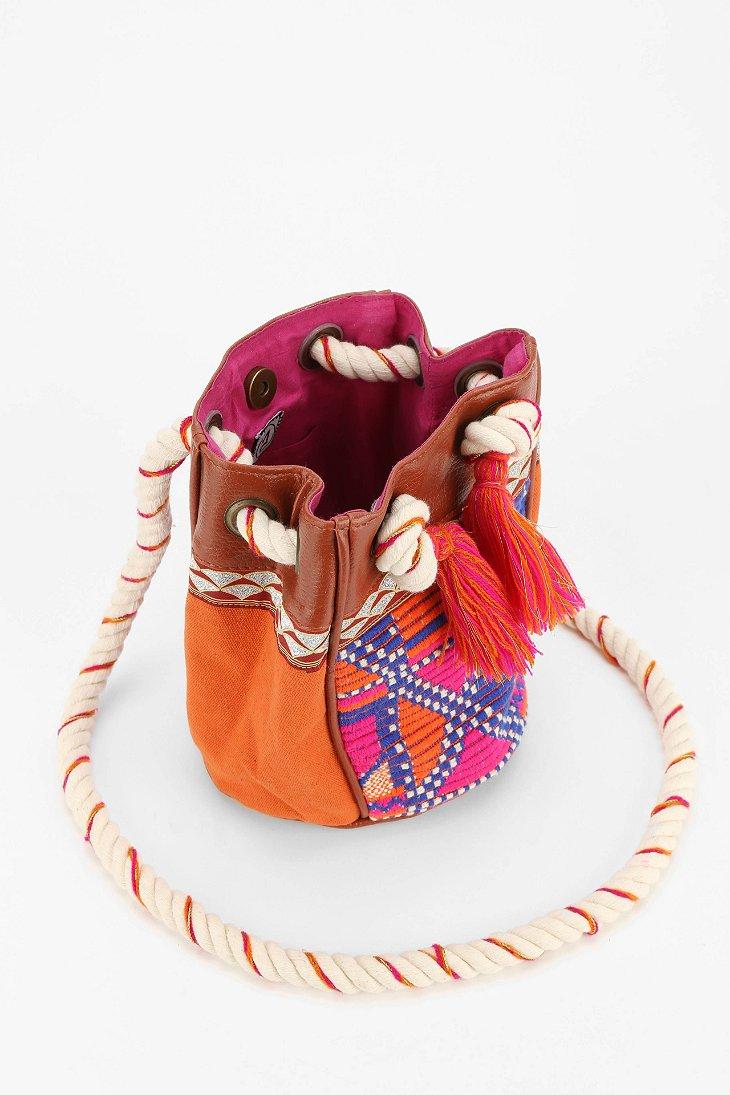 db850bddb8 Hipanema Mochila Mini Bucket Bag - Lyst