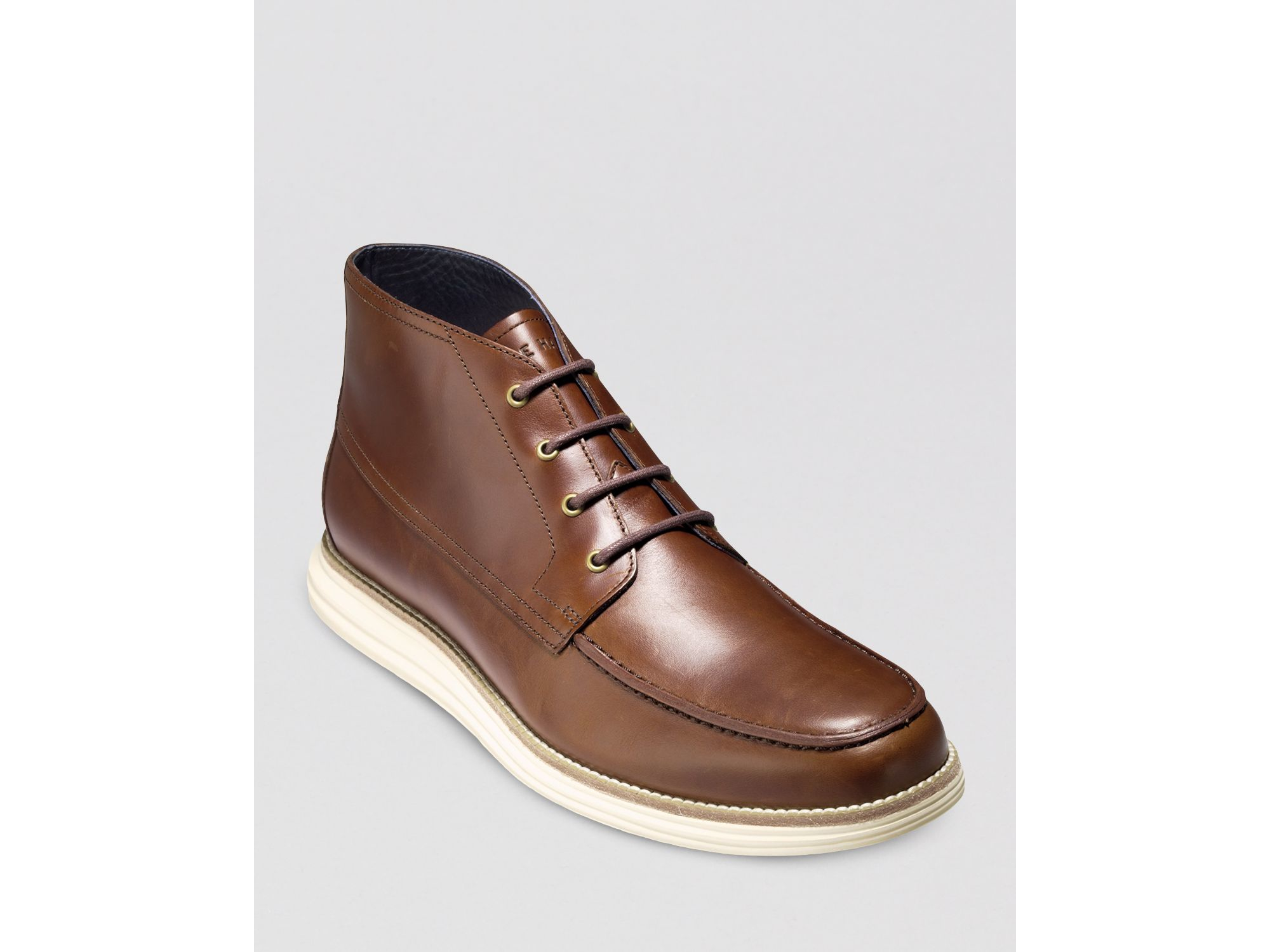 Cole Haan Lunargrand Moc Chukka Boots