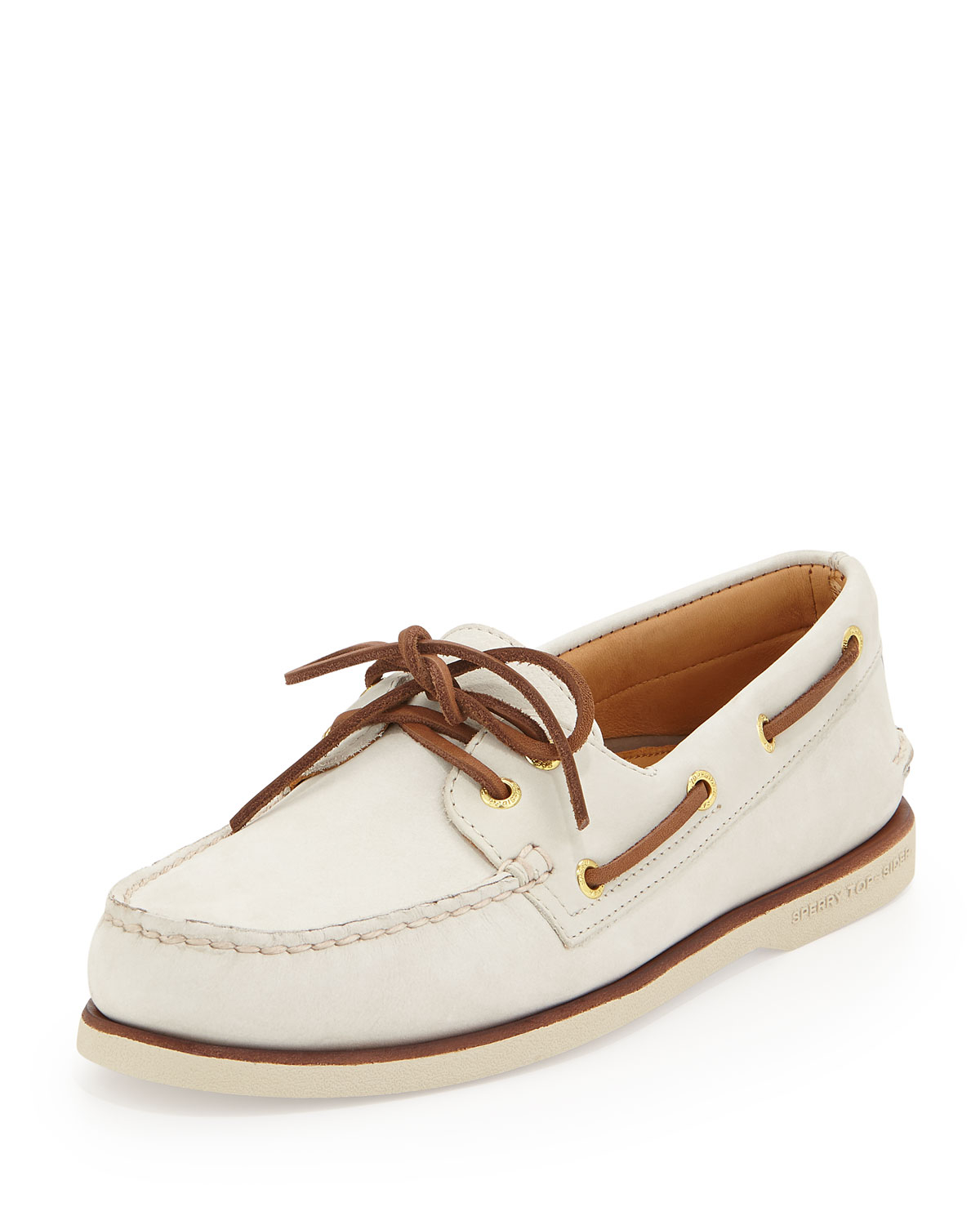 Sperry Top Sider Gold Cup  Eye Boat Shoes