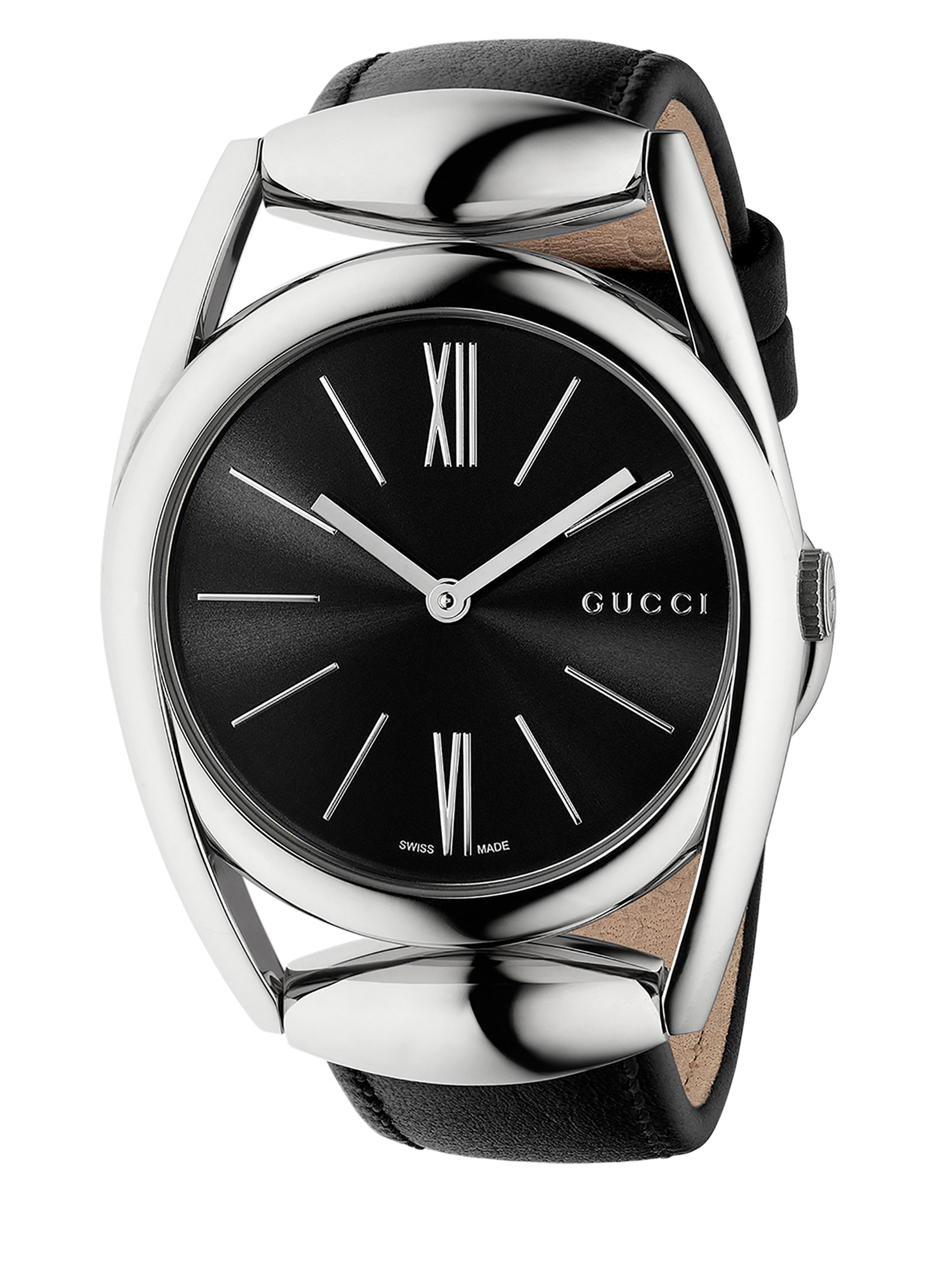 how to clean gucci watch strap