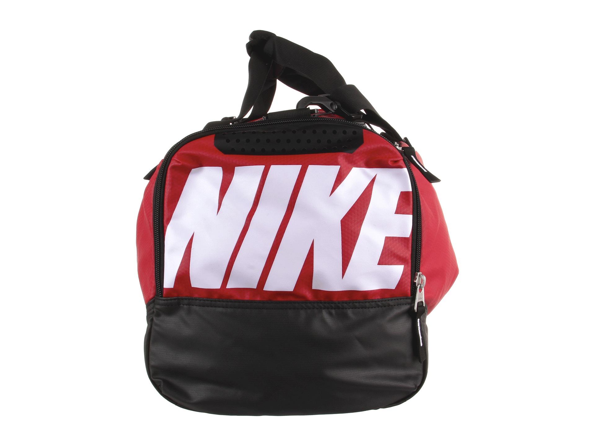Nike Small Red Duffle Bag  e2e0e4286d1c9