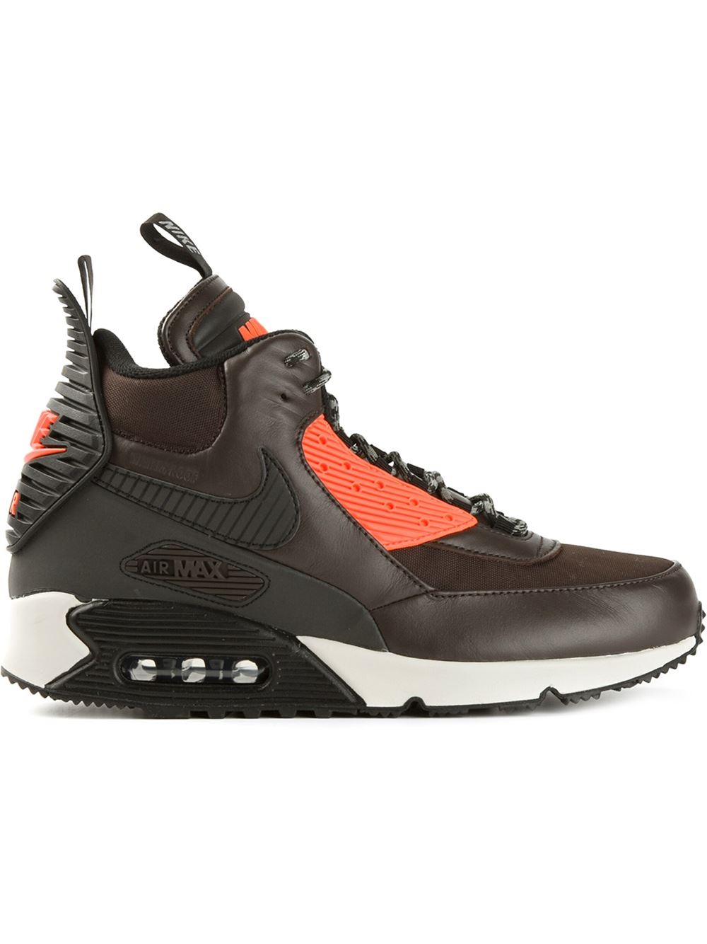 low priced a343d bf90e ... velvet brown black hyper crimson 8a893 dd3e5  canada gallery.  previously sold at farfetch mens sneakerboots mens air max 90 ab94e ab638