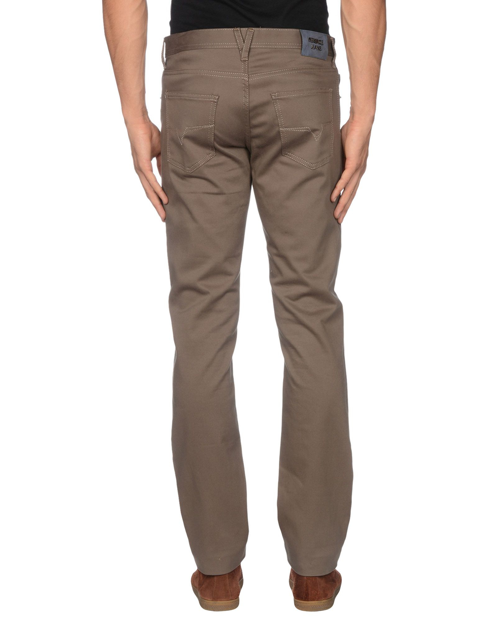 Lyst Versace Jeans Casual Trouser In Green For Men