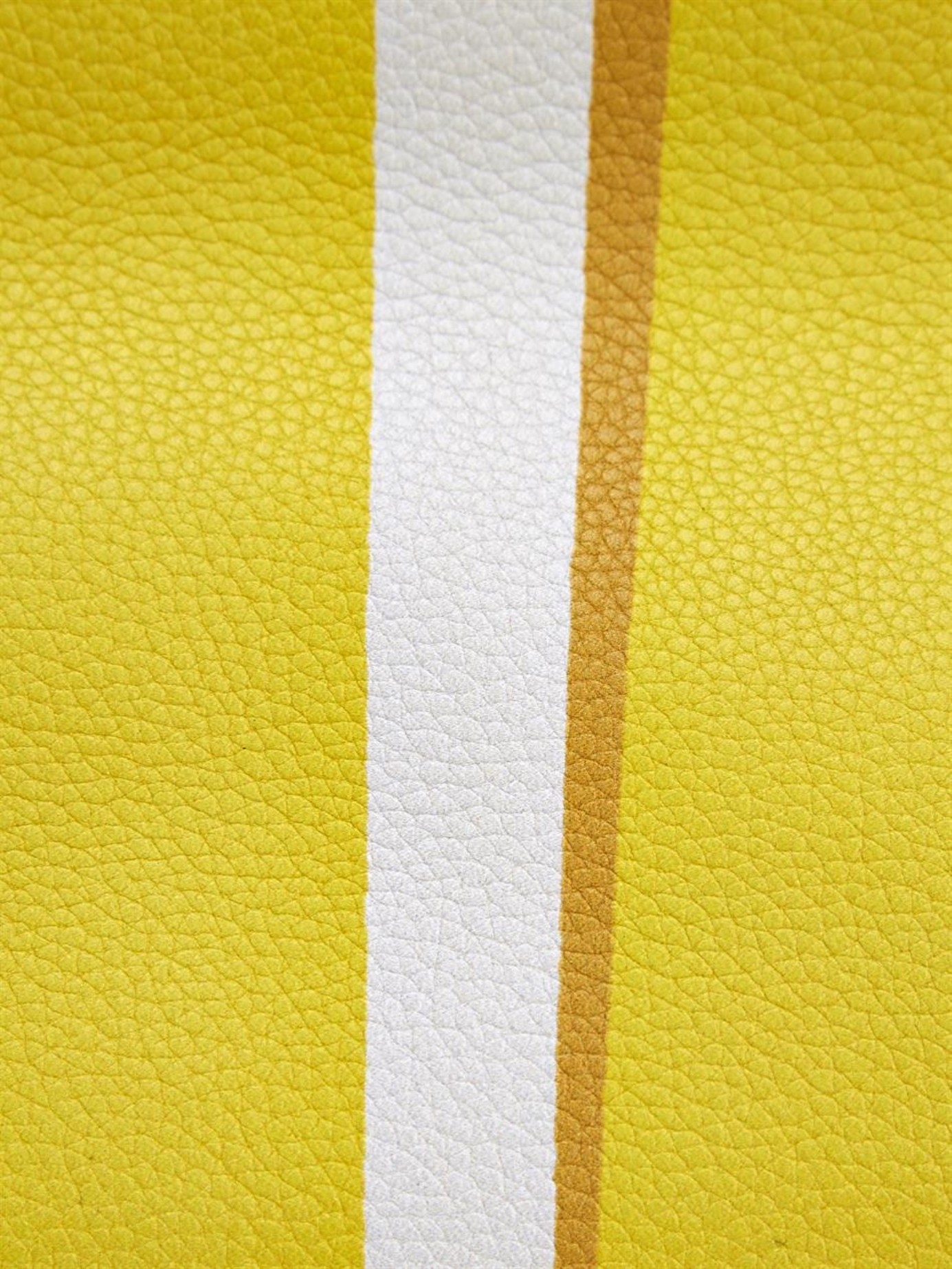 Book With Black And Yellow Cover : Lyst burberry prorsum book cover print leather pouch in