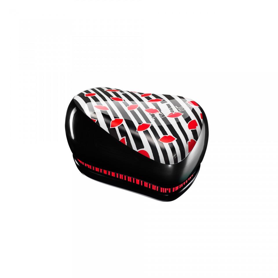 Lyst Lulu Guinness Cut Out Lips Stripe Tangle Teezer In
