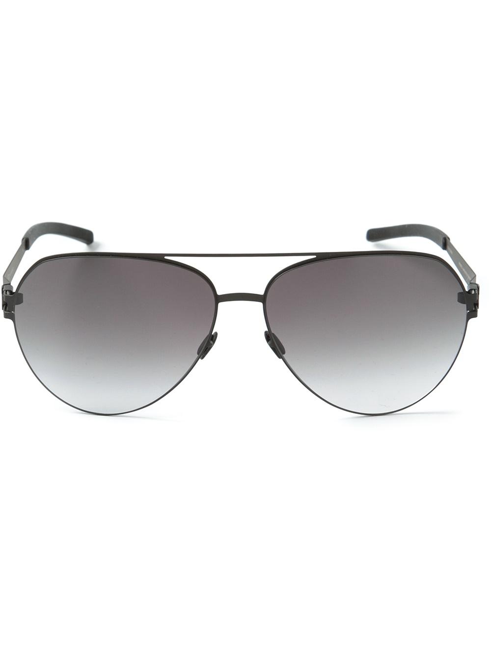 Mykita 'sly' Sunglasses in Black for Men