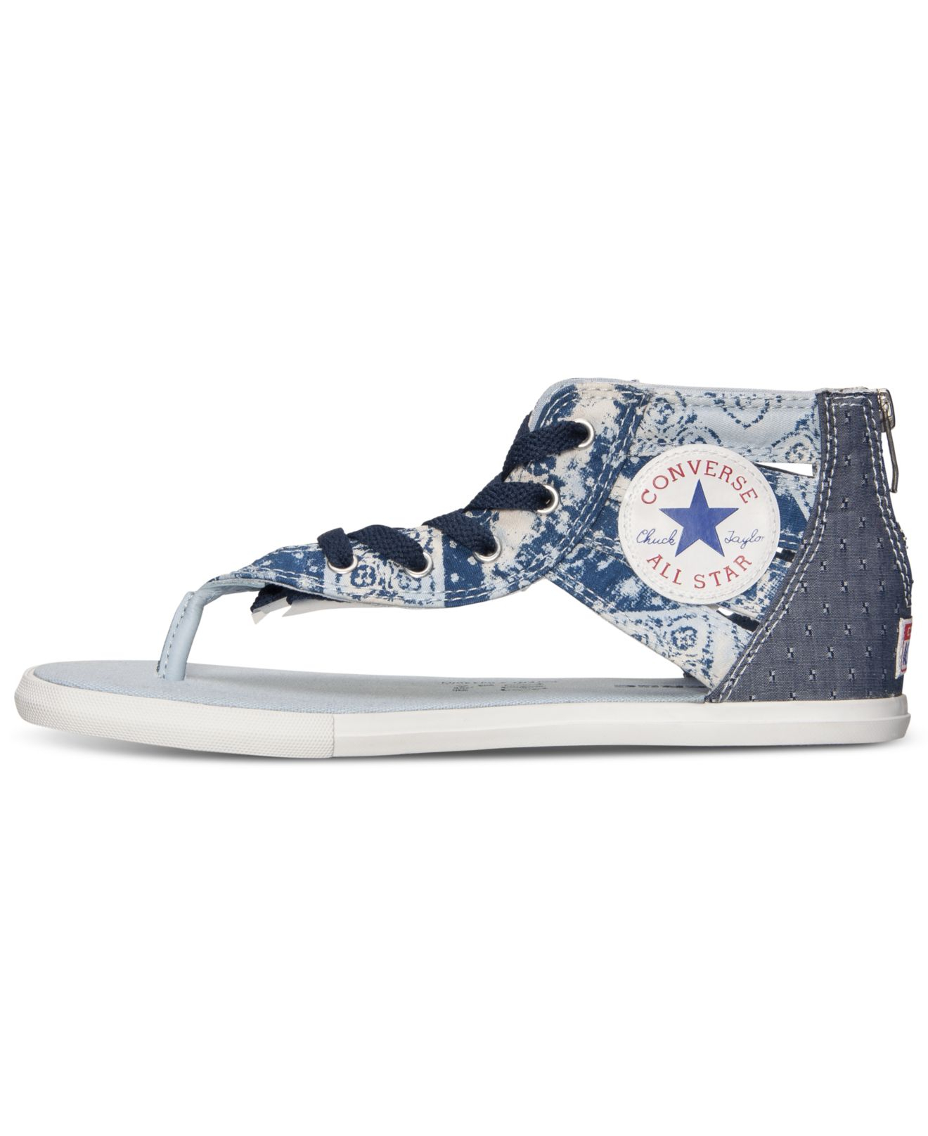 Fantastic CONVERSE Chuck Taylor Gladiator Mid Womens Sandals