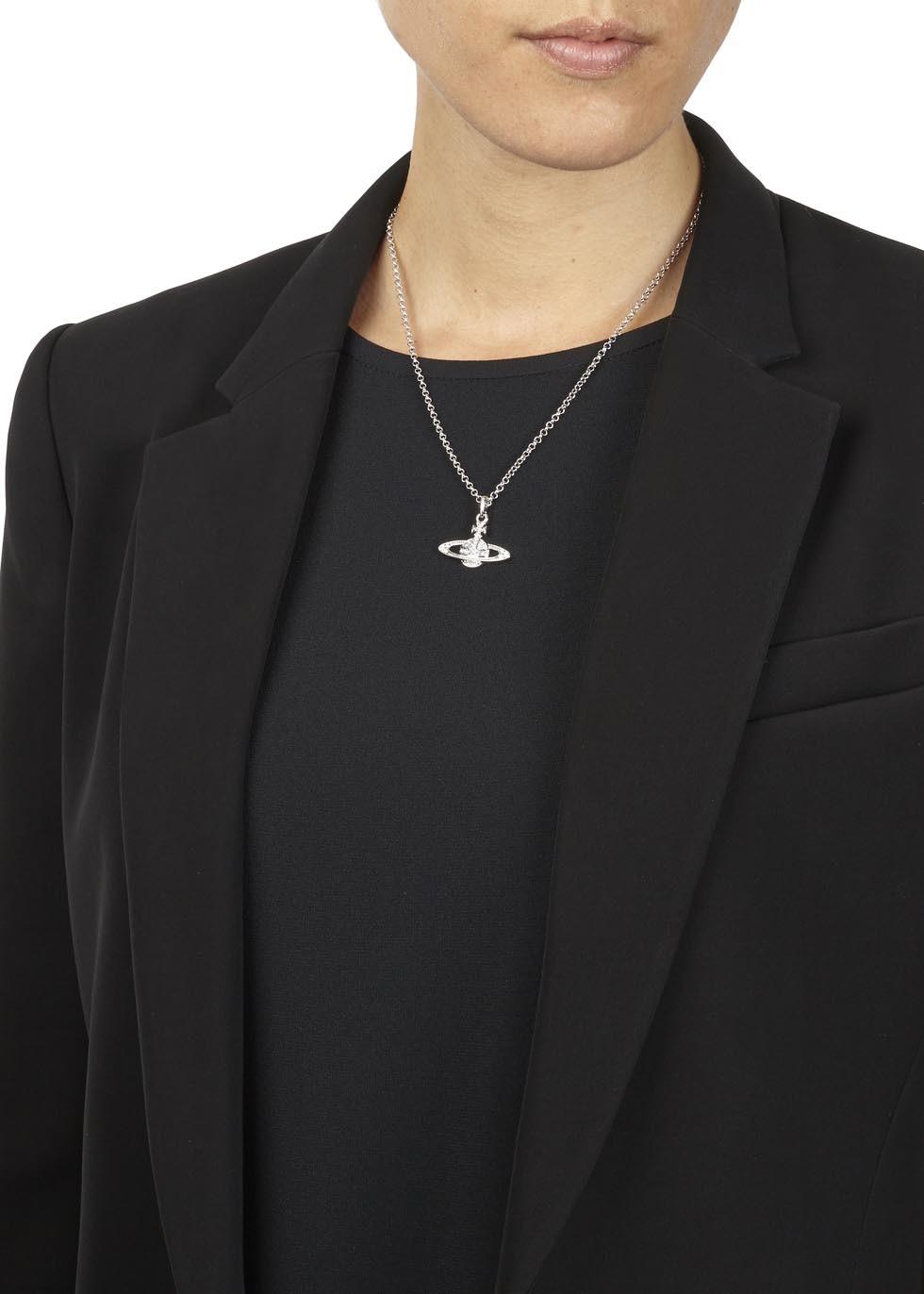 Vivienne Westwood Mini Bas Relief Swarovski Crystal Orb