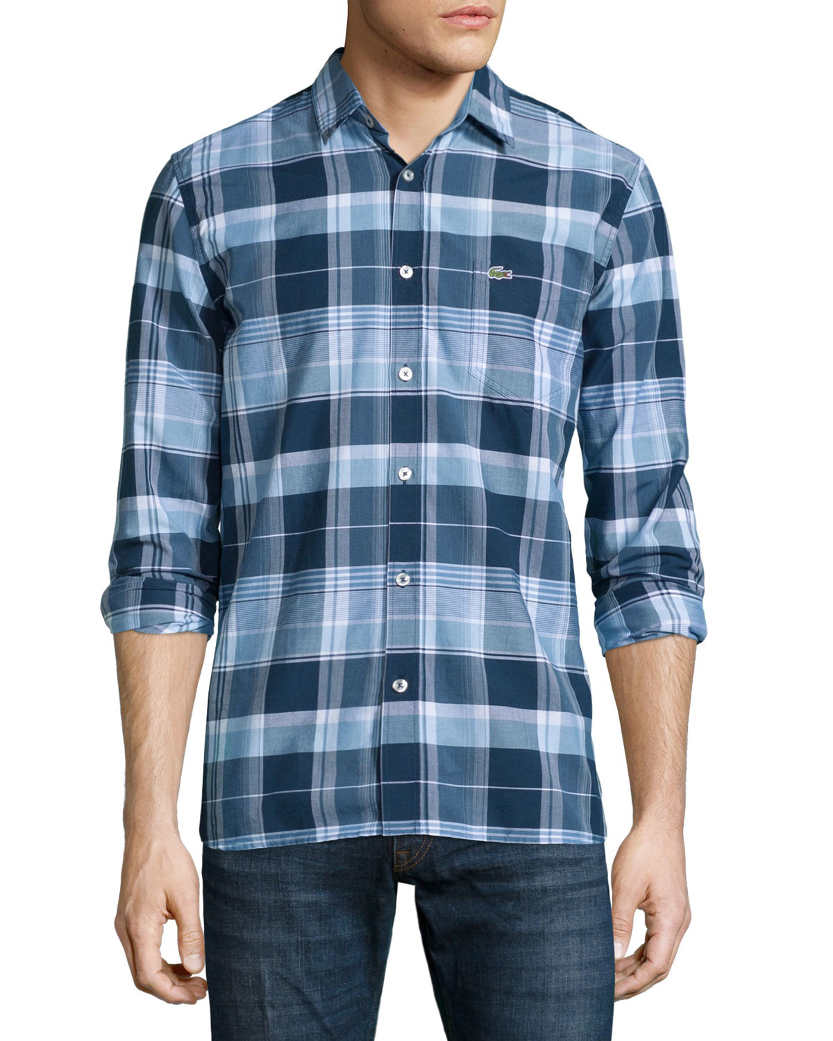 Men's Plaid Shirts. Showing 26 of 26 results that match your query. Search Product Result. Product - Vineyard Vines Men's Poinsetta Plaid Check Cotton Tie in Blue $ Product Image. Price $ Product Title. Product - Augusta Sportswear Men's Wicking Long Sleeve T-Shirt, Style Product Image. Price $