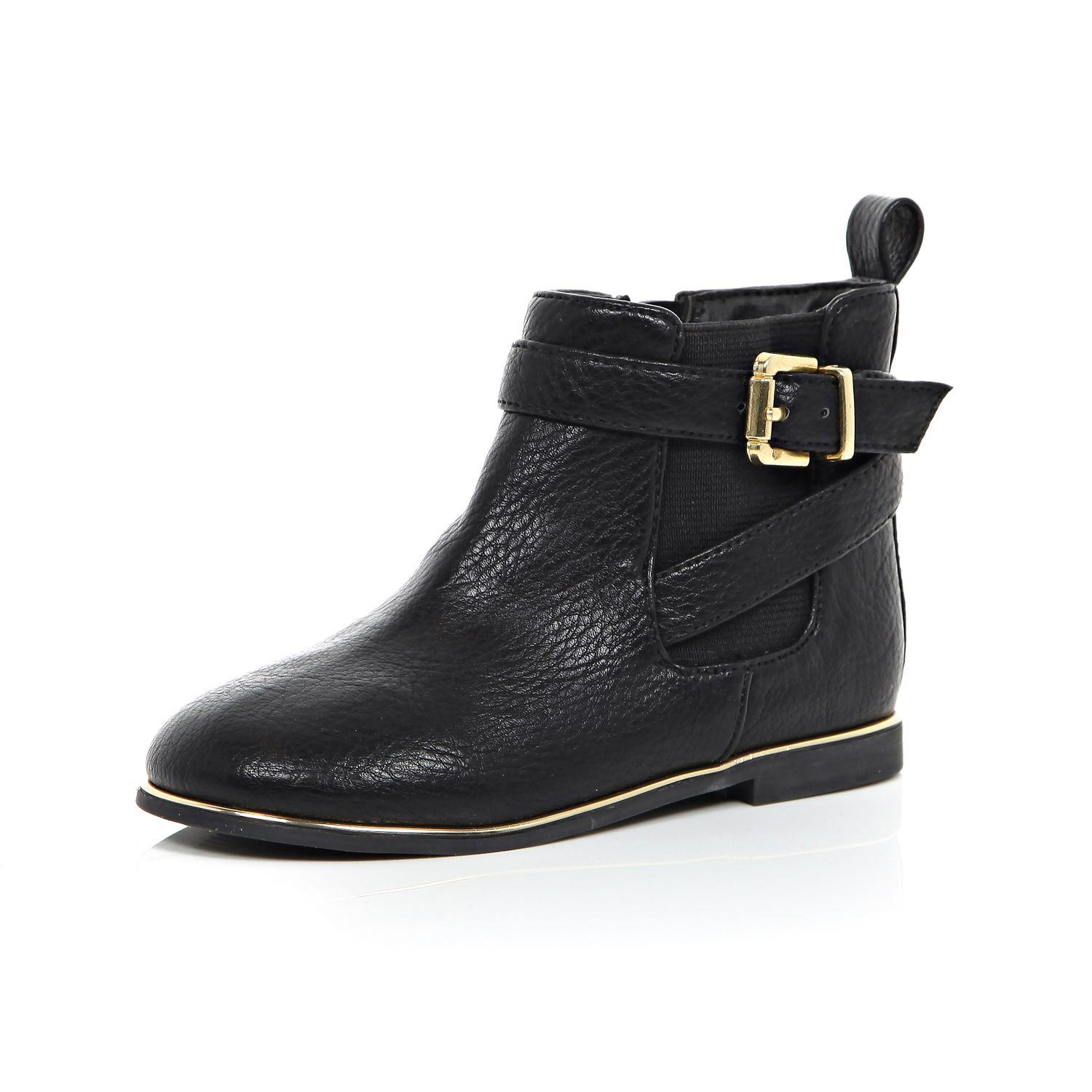 Find great deals on eBay for girls black ankle boots. Shop with confidence.