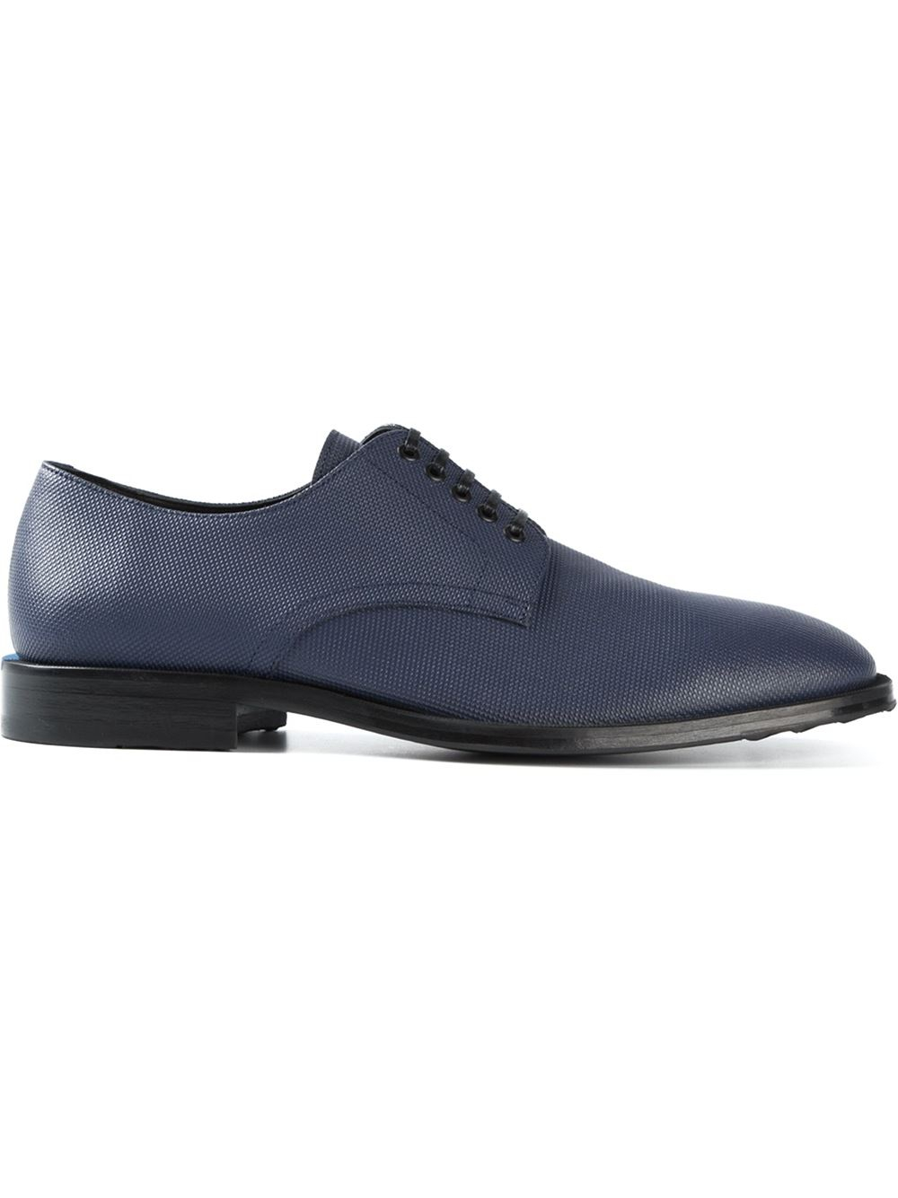Kenzo Gavyn Oxford Shoes In Blue For Men | Lyst