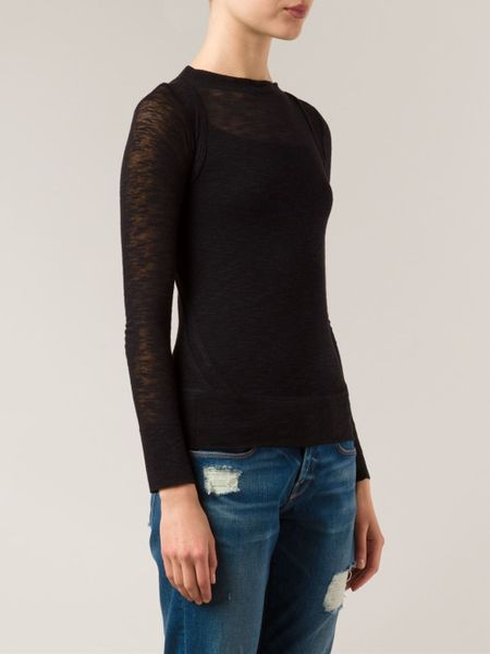 Find black sheer long-sleeve shirt at ShopStyle. Shop the latest collection of black sheer long-sleeve shirt from the most popular stores - all in one.
